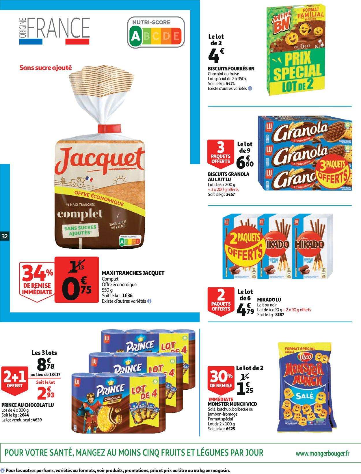 Auchan Catalogue - 16.09-22.09.2020 (Page 32)