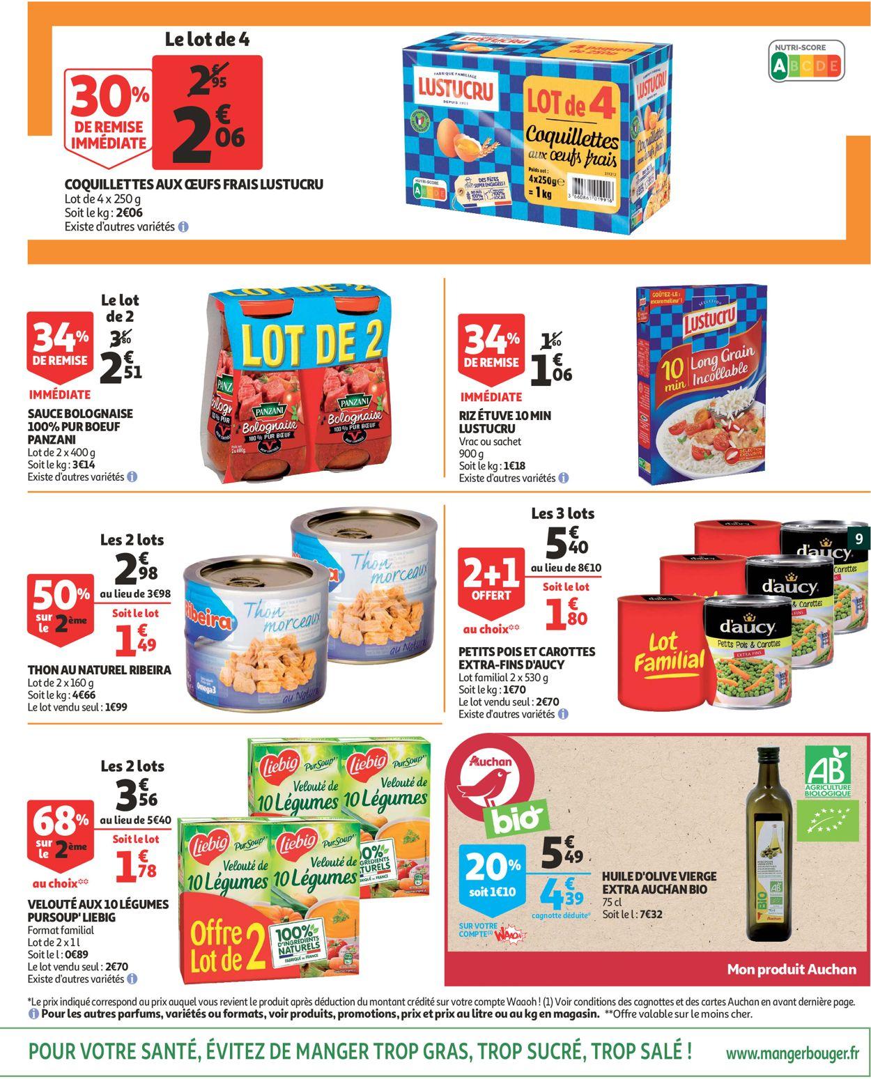 Auchan Catalogue - 16.09-22.09.2020 (Page 9)