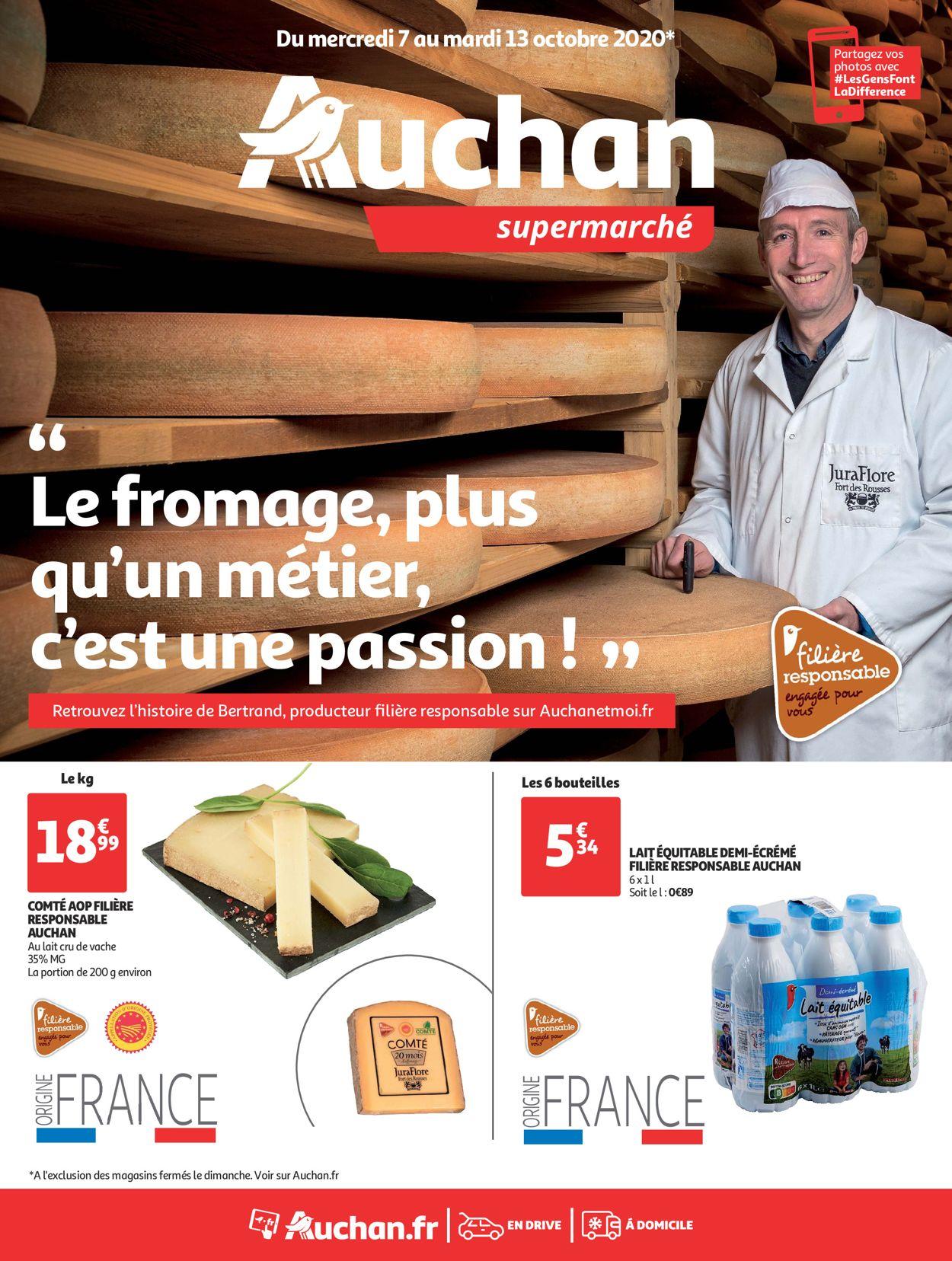 Auchan Catalogue - 07.10-13.10.2020
