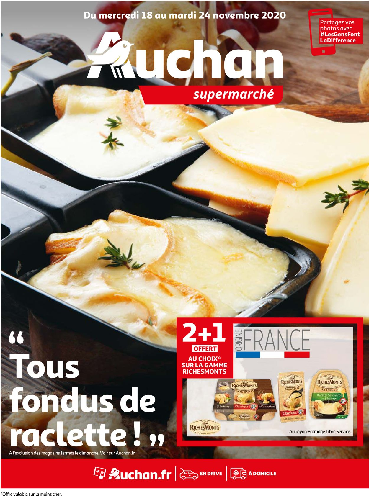 Auchan Catalogue - 18.11-24.11.2020