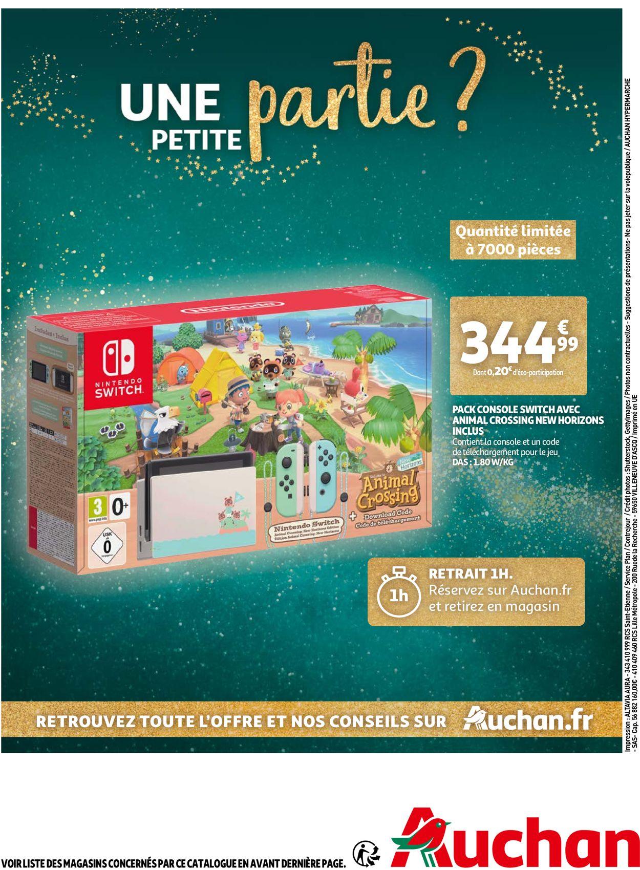 Auchan Noël 2020 Catalogue - 02.12-24.12.2020 (Page 36)