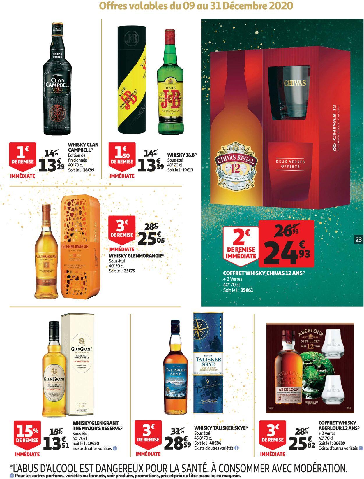 Auchan Noël 2020 Catalogue - 09.12-15.12.2020 (Page 23)