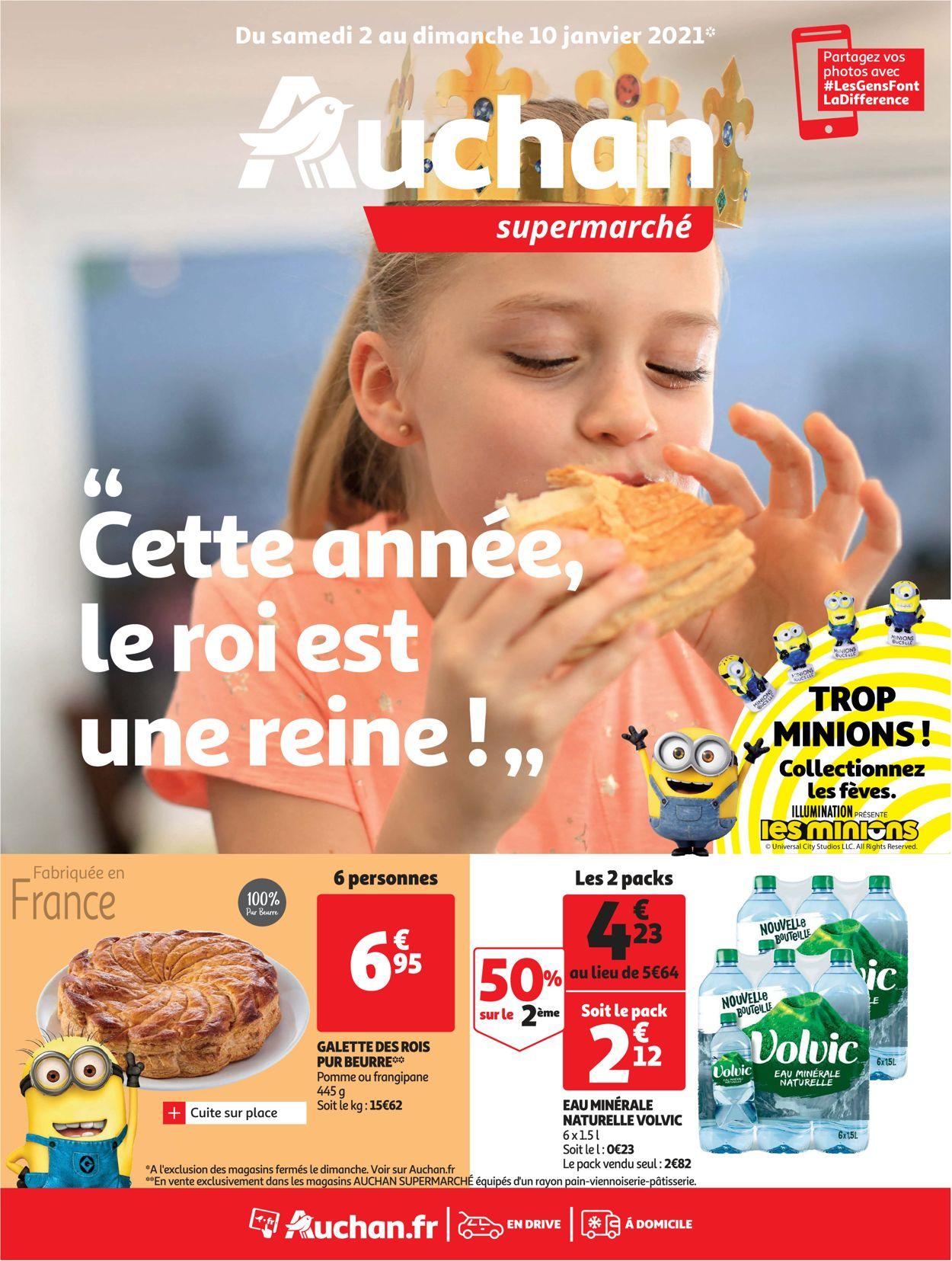 Auchan Catalogue - 02.01-10.01.2021