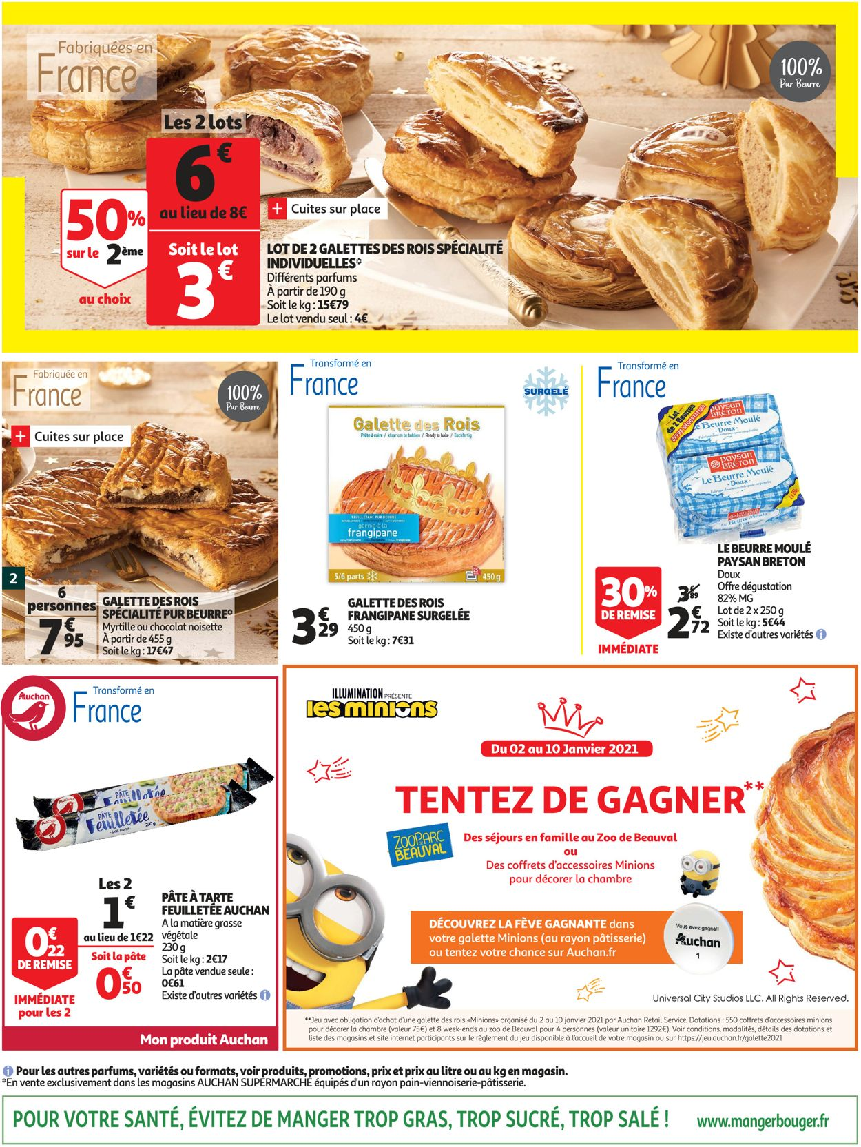 Auchan Catalogue - 02.01-10.01.2021 (Page 2)