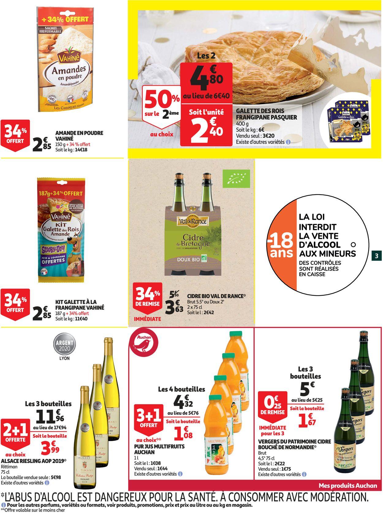Auchan Catalogue - 02.01-10.01.2021 (Page 3)