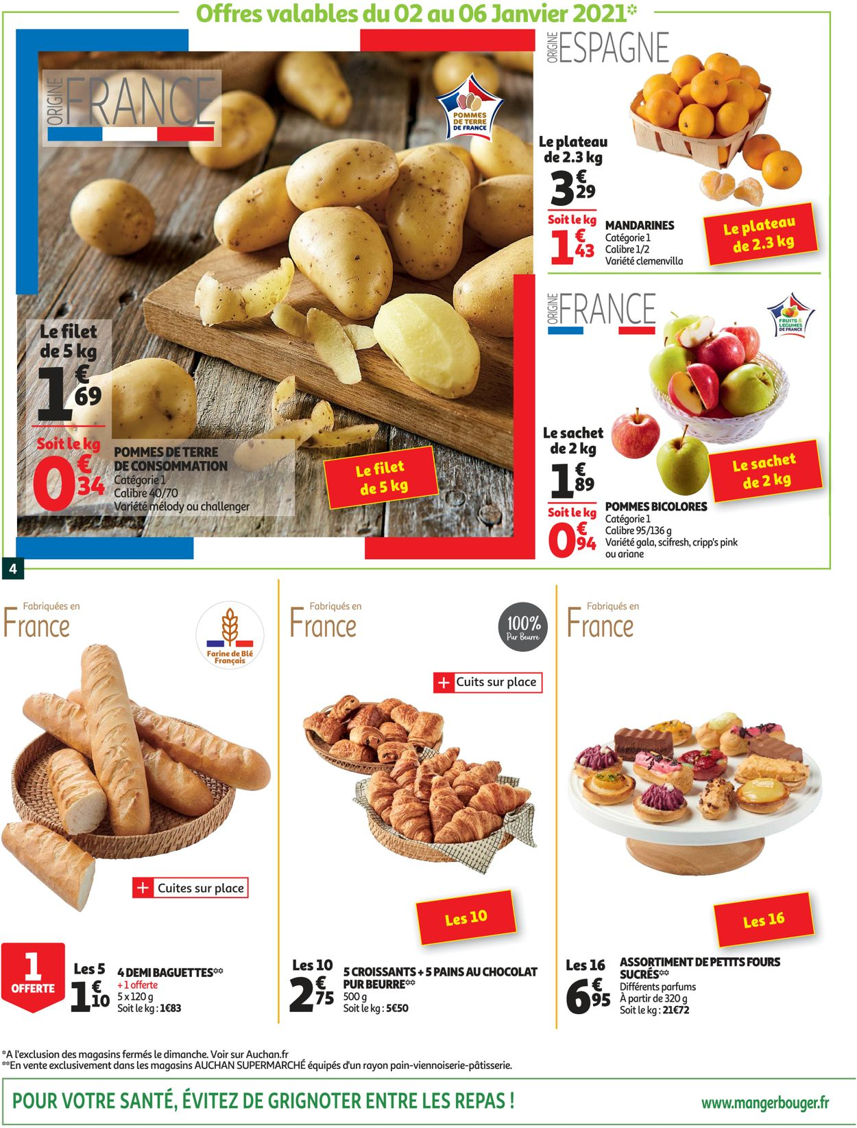 Auchan Catalogue - 02.01-10.01.2021 (Page 4)