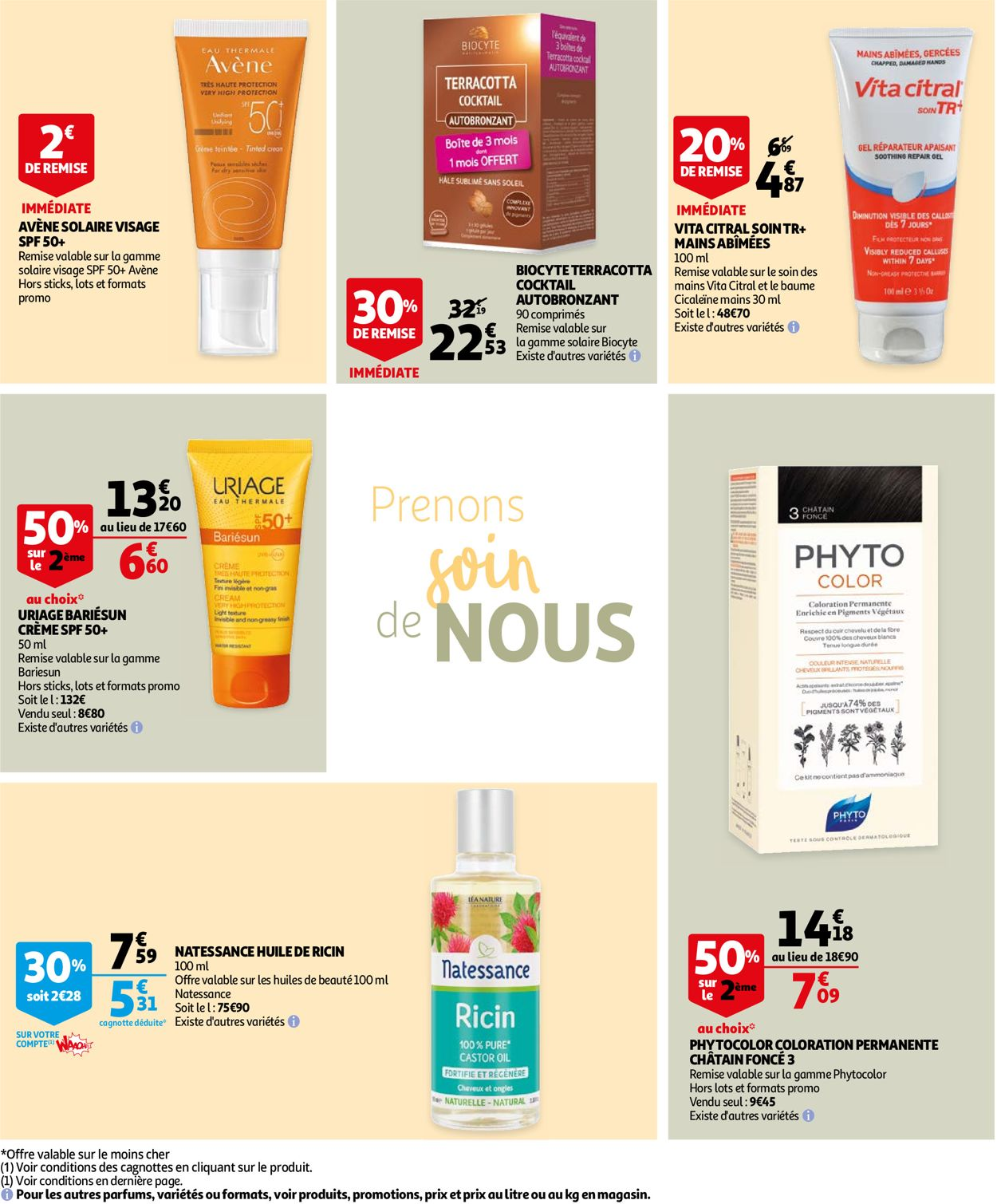 Auchan Special Parapharmacie 2021 Catalogue - 03.02-23.02.2021 (Page 3)