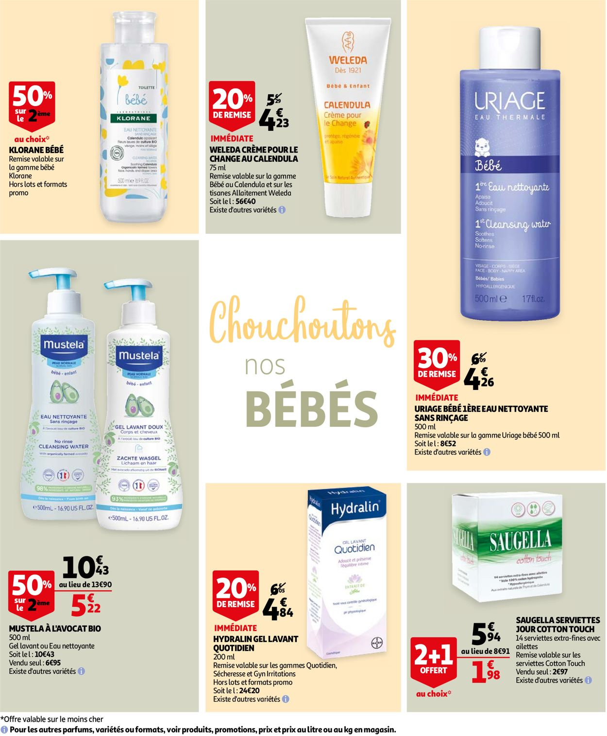 Auchan Special Parapharmacie 2021 Catalogue - 03.02-23.02.2021 (Page 5)