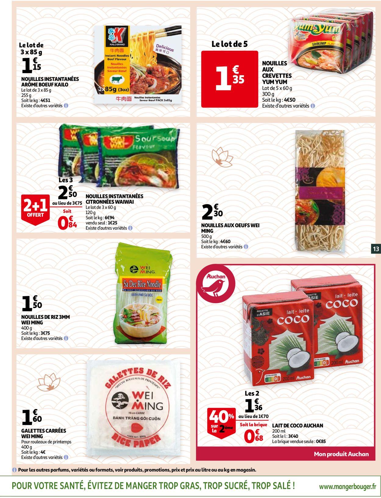 Auchan Catalogue - 03.02-14.02.2021 (Page 13)