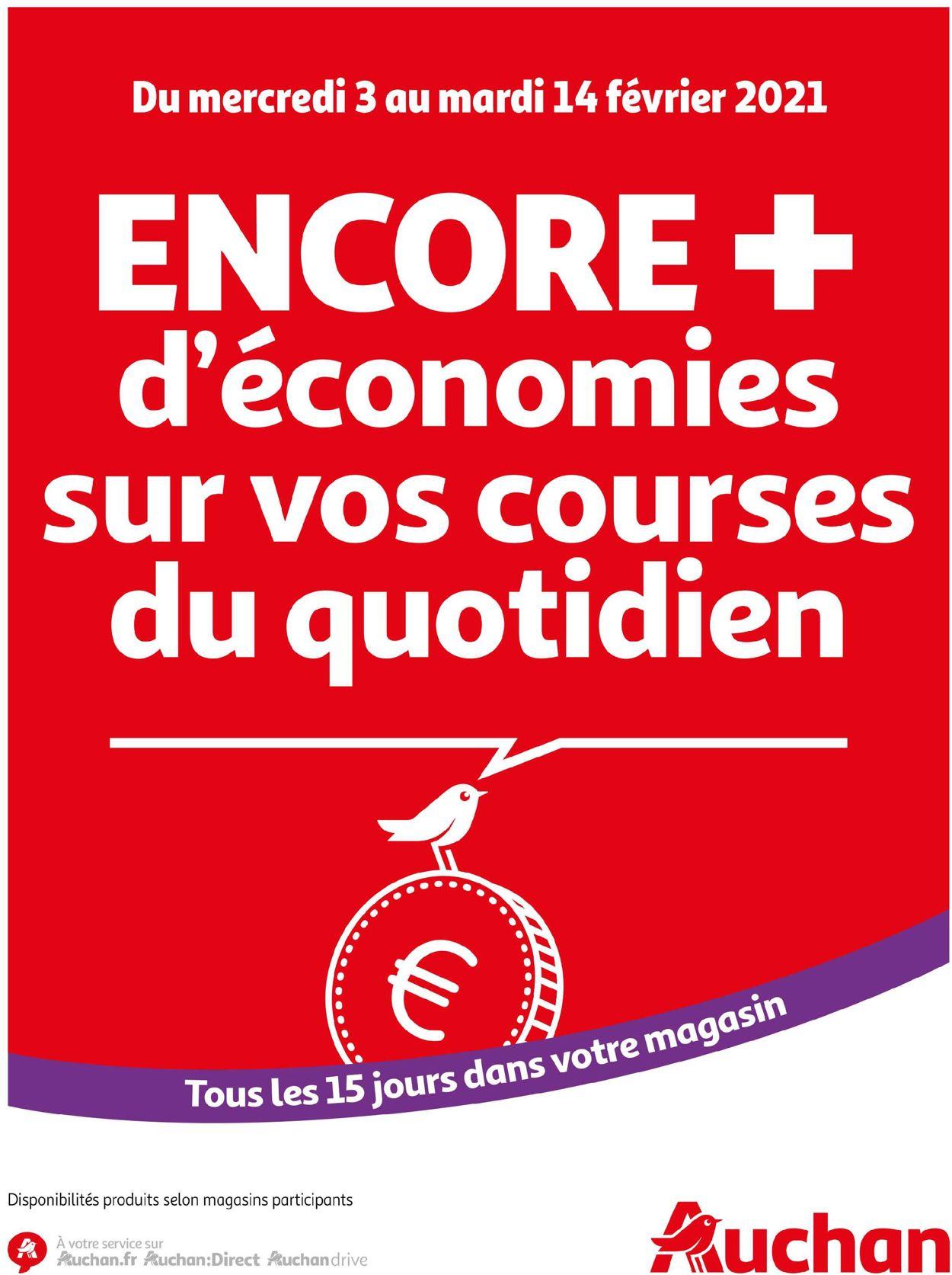Auchan Catalogue - 03.02-14.02.2021