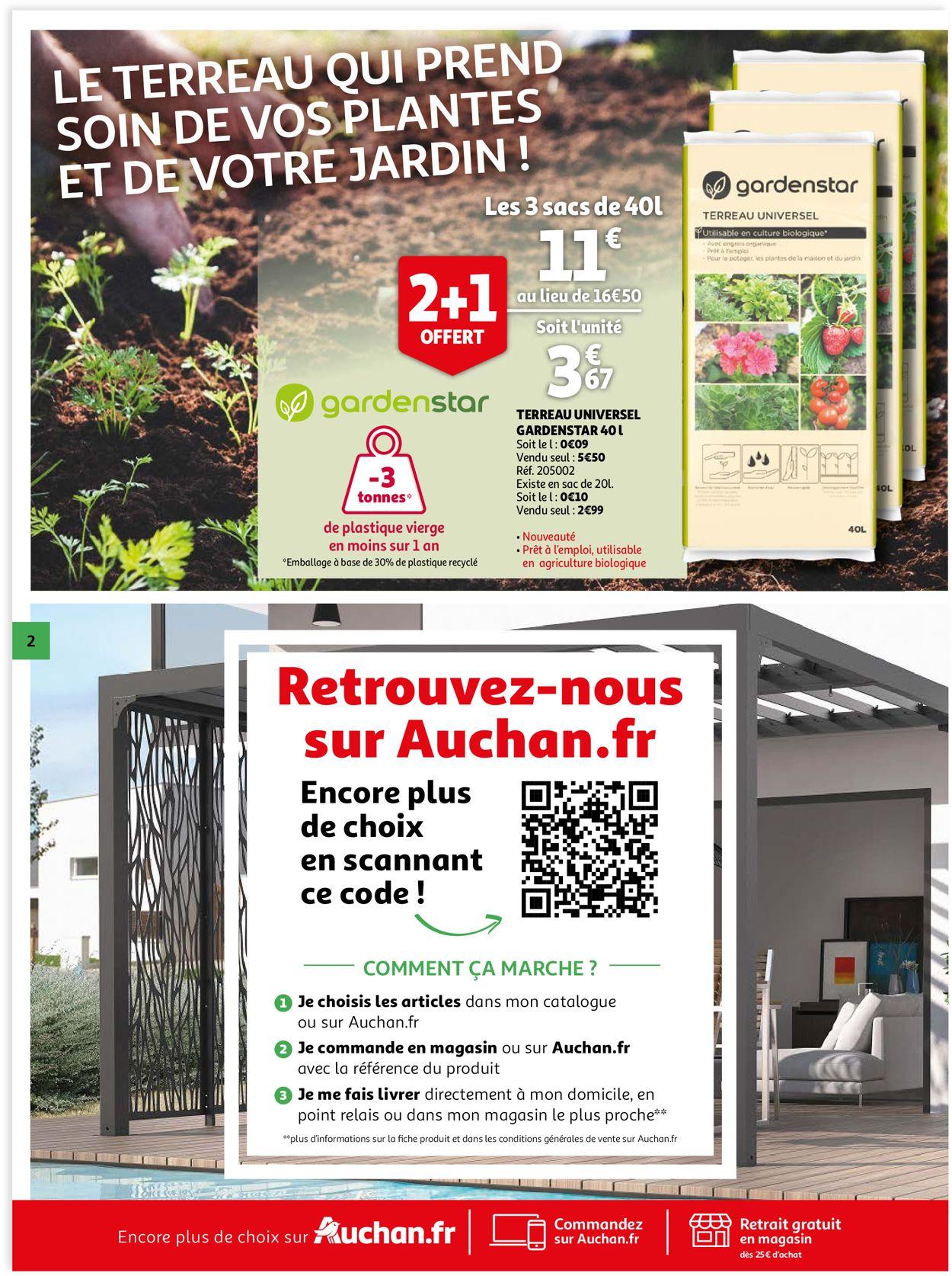 Auchan Catalogue - 24.02-07.03.2021 (Page 2)