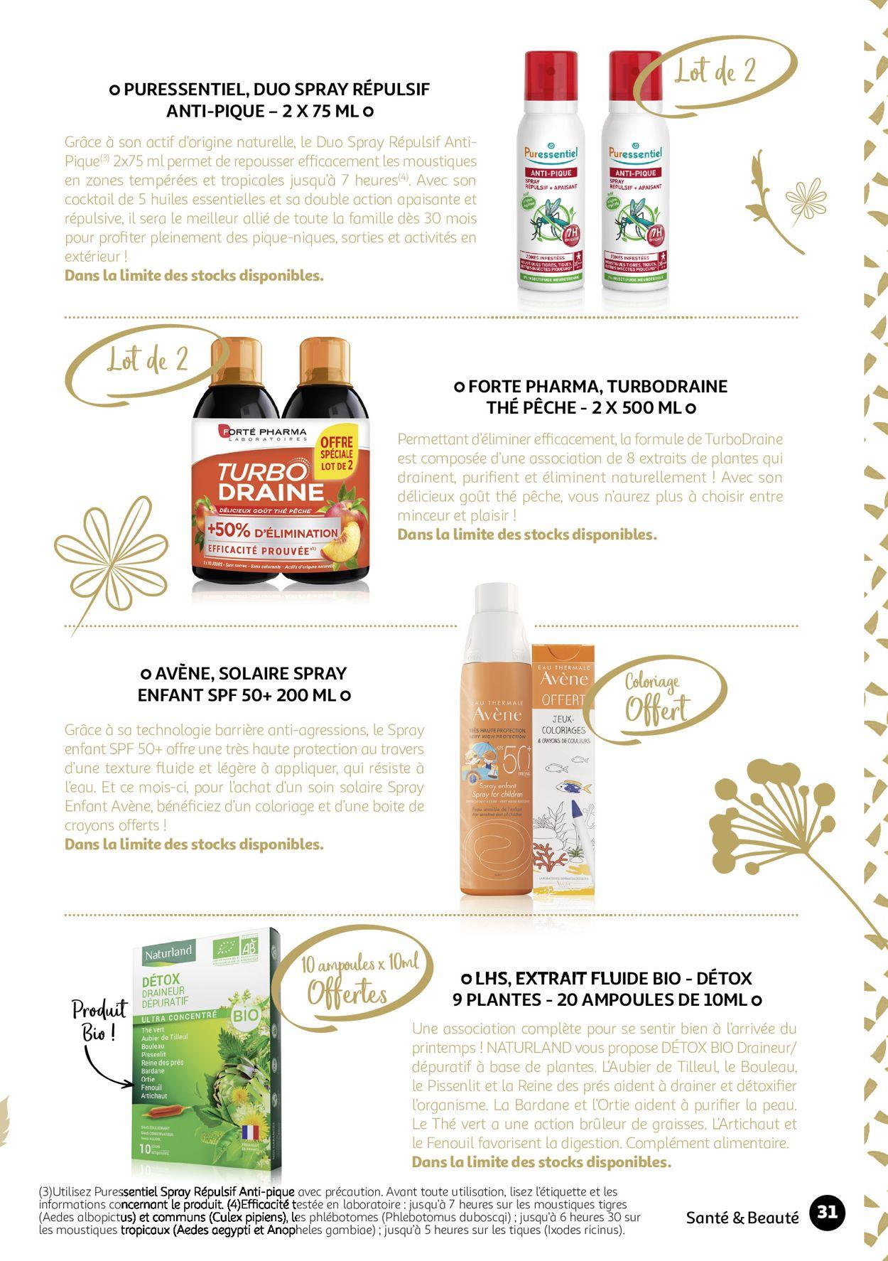 Auchan Catalogue - 01.03-01.06.2021 (Page 31)