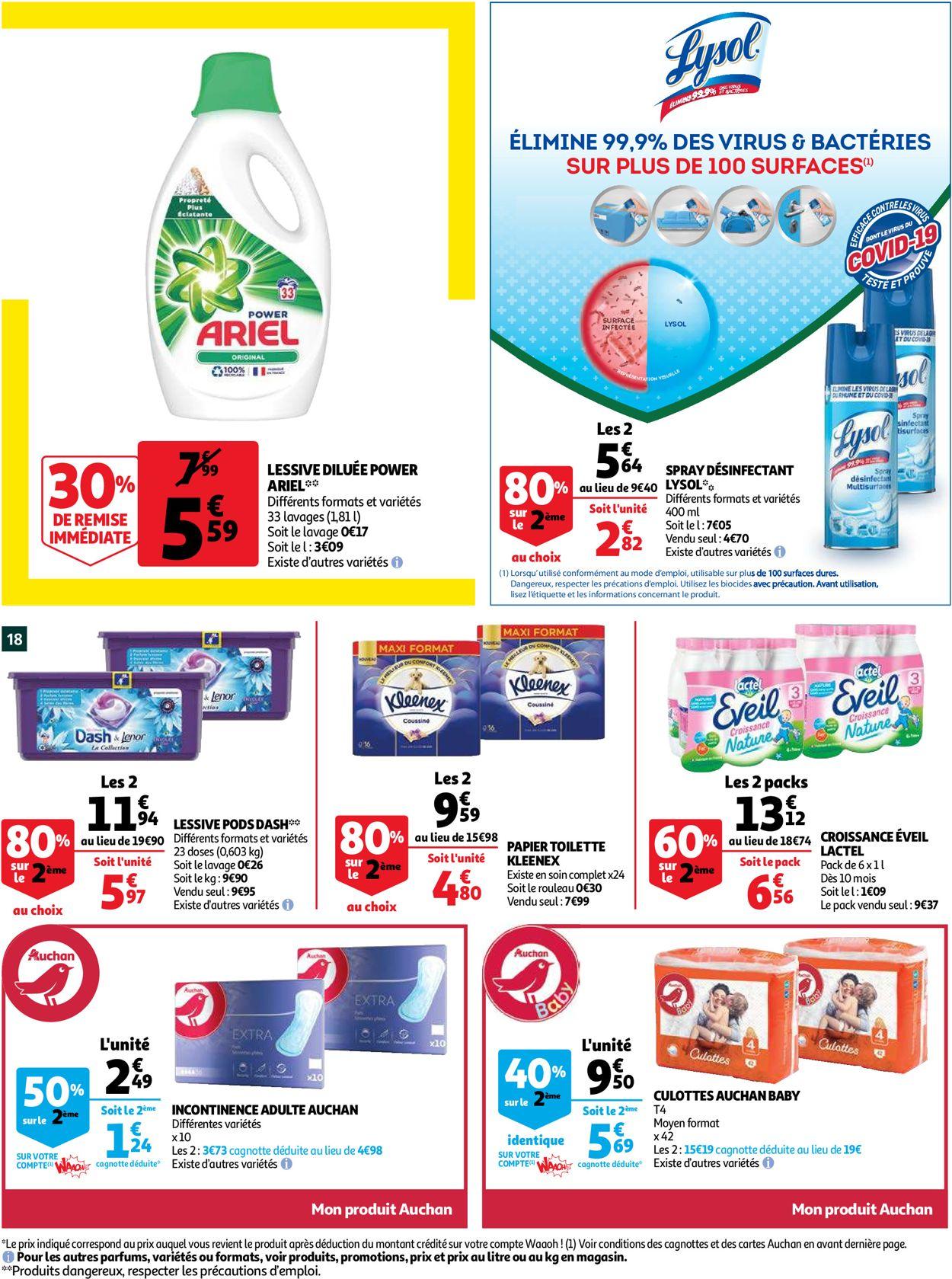 Auchan Catalogue - 17.03-23.03.2021 (Page 18)