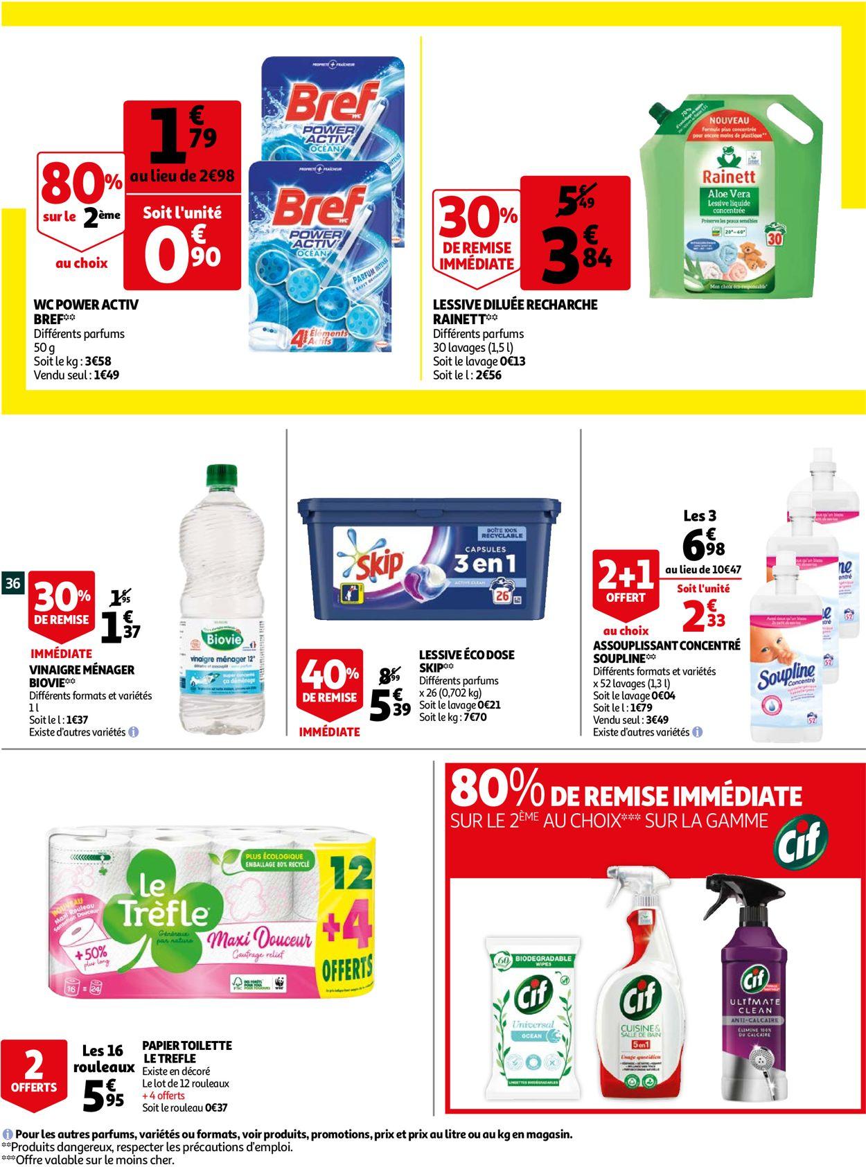 Auchan Catalogue - 24.03-05.04.2021 (Page 38)
