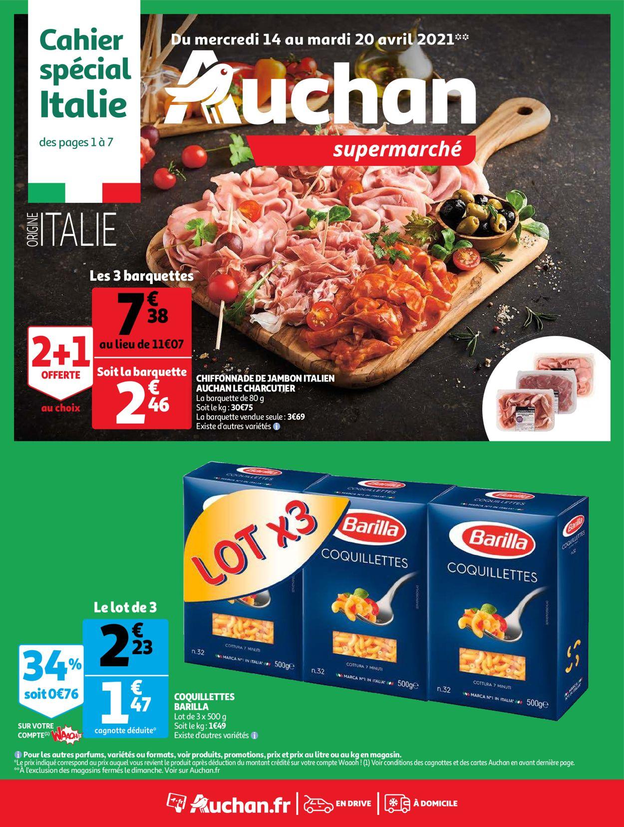 Auchan Catalogue - 14.04-20.04.2021