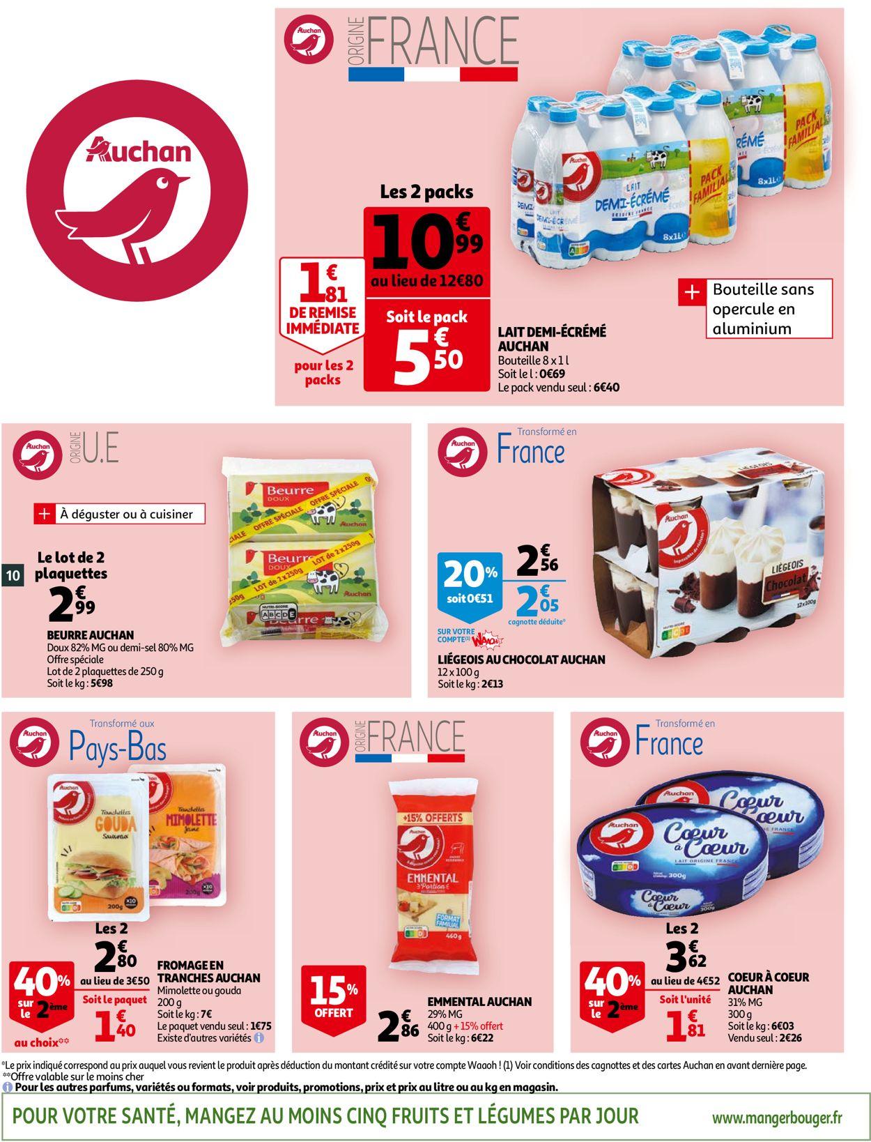 Auchan Catalogue - 21.04-04.05.2021 (Page 10)