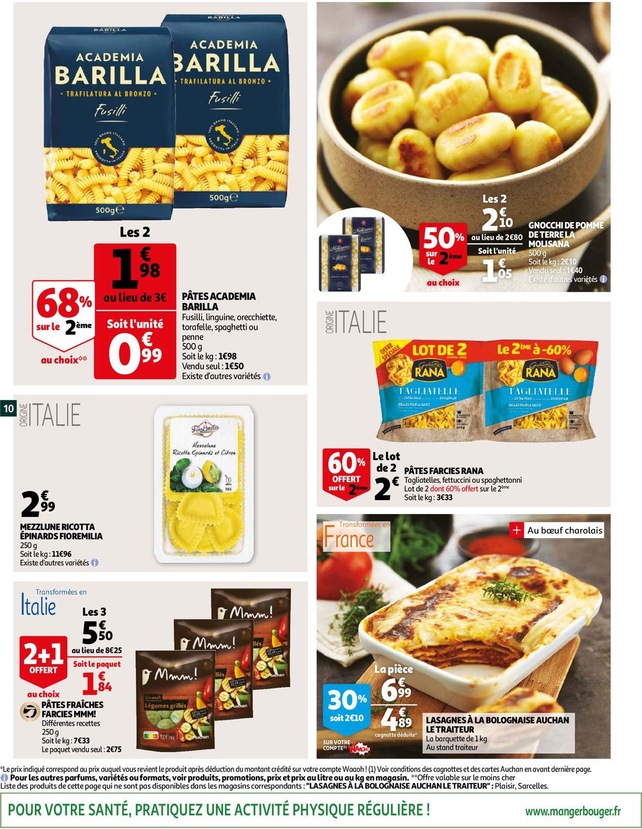 Auchan Catalogue - 14.04-20.04.2021 (Page 10)