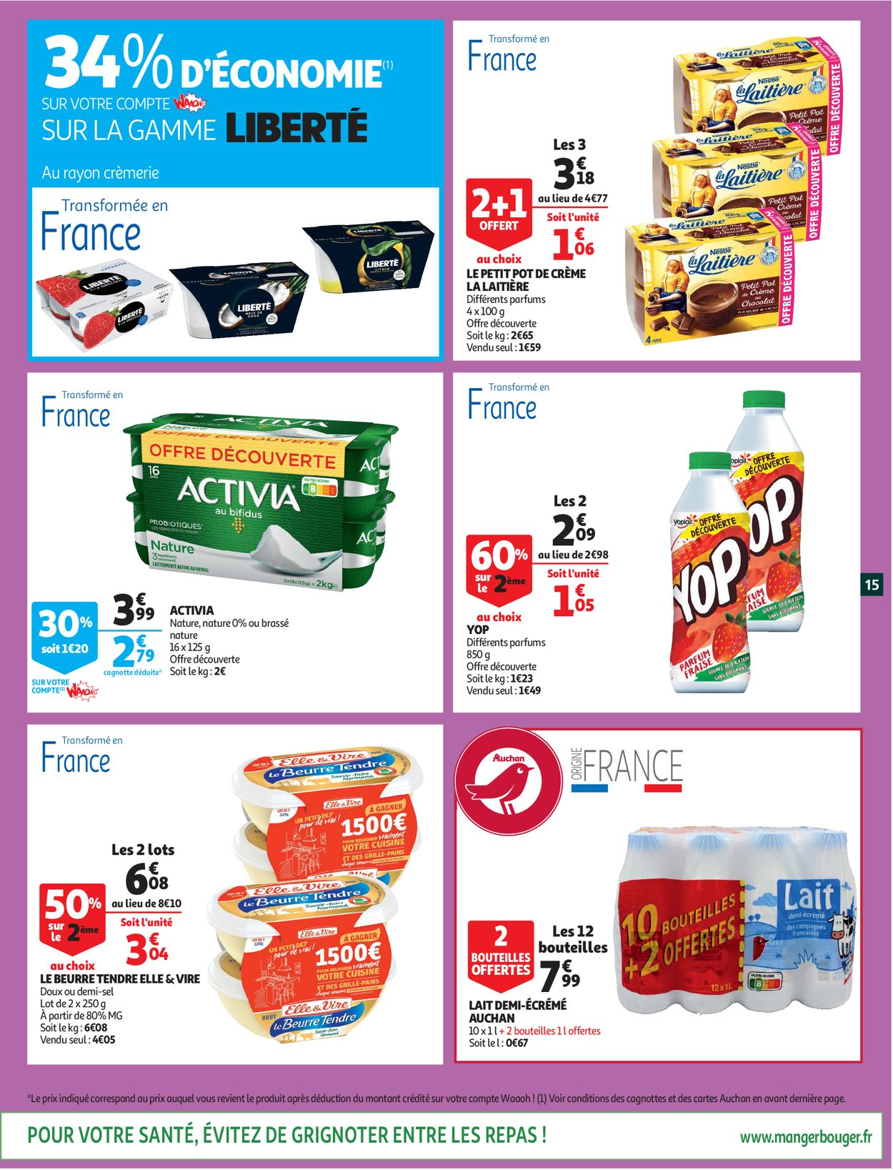Auchan Catalogue - 05.05-11.05.2021 (Page 15)
