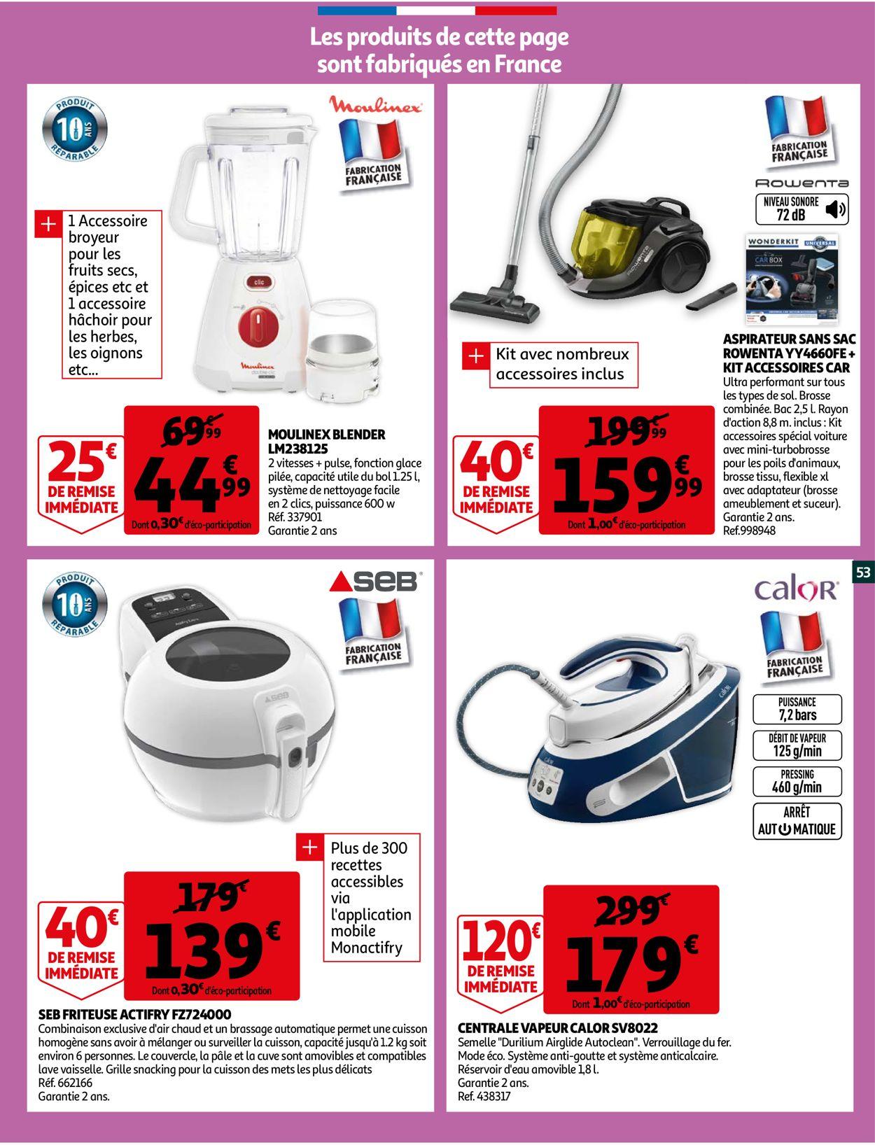 Auchan Catalogue - 05.05-11.05.2021 (Page 53)