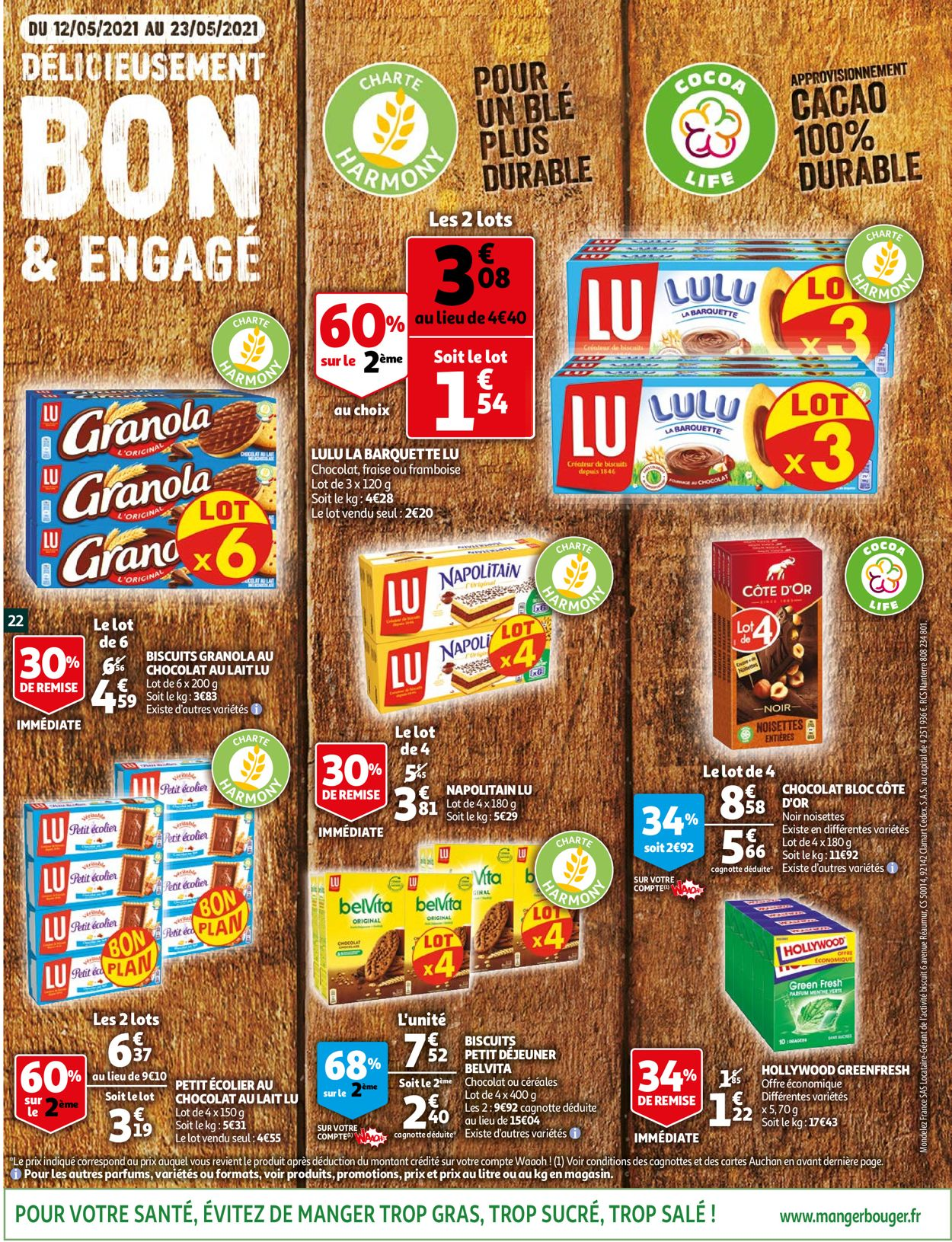 Auchan Catalogue - 12.05-23.05.2021 (Page 22)