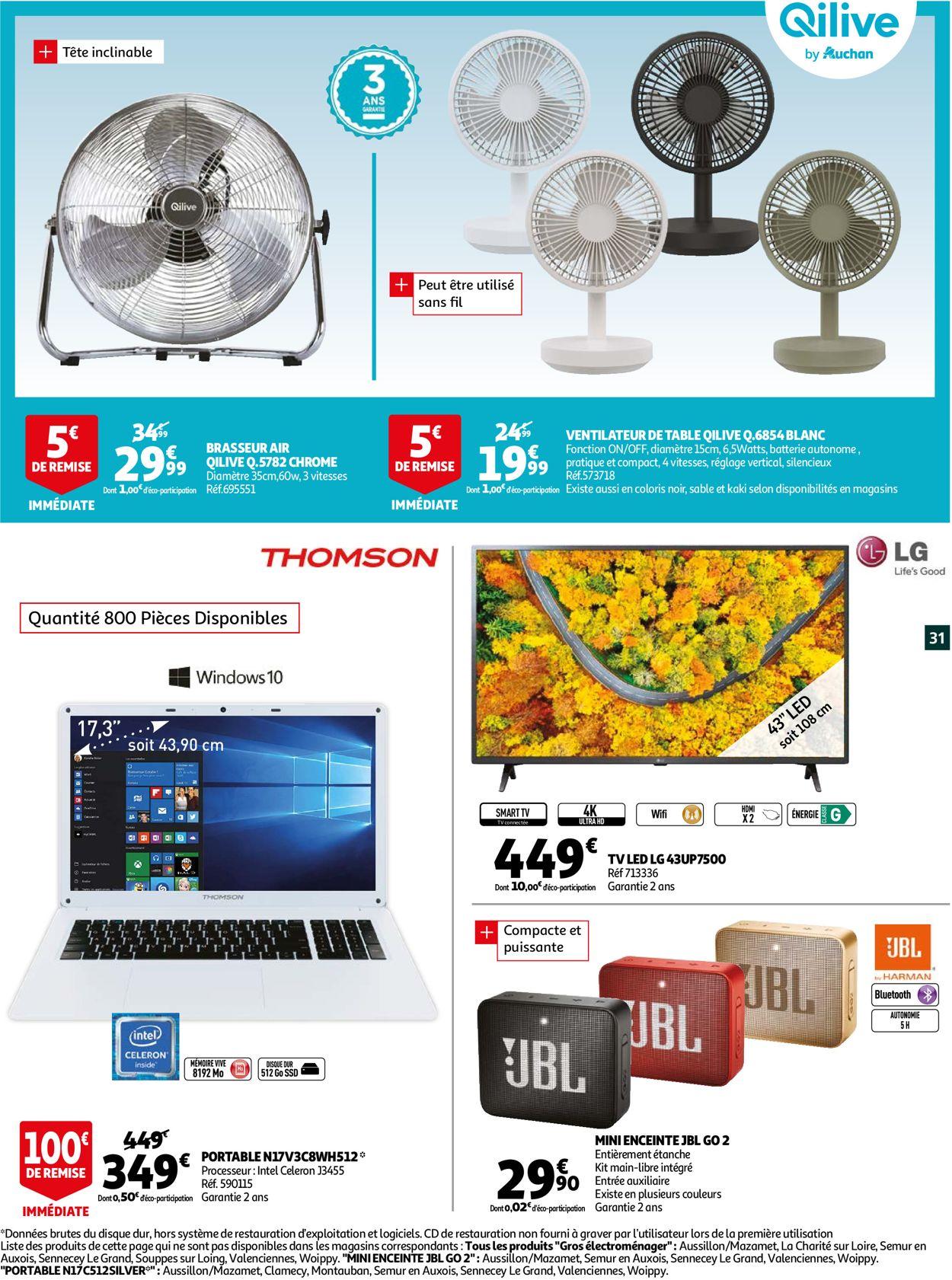 Auchan Catalogue - 12.05-23.05.2021 (Page 31)
