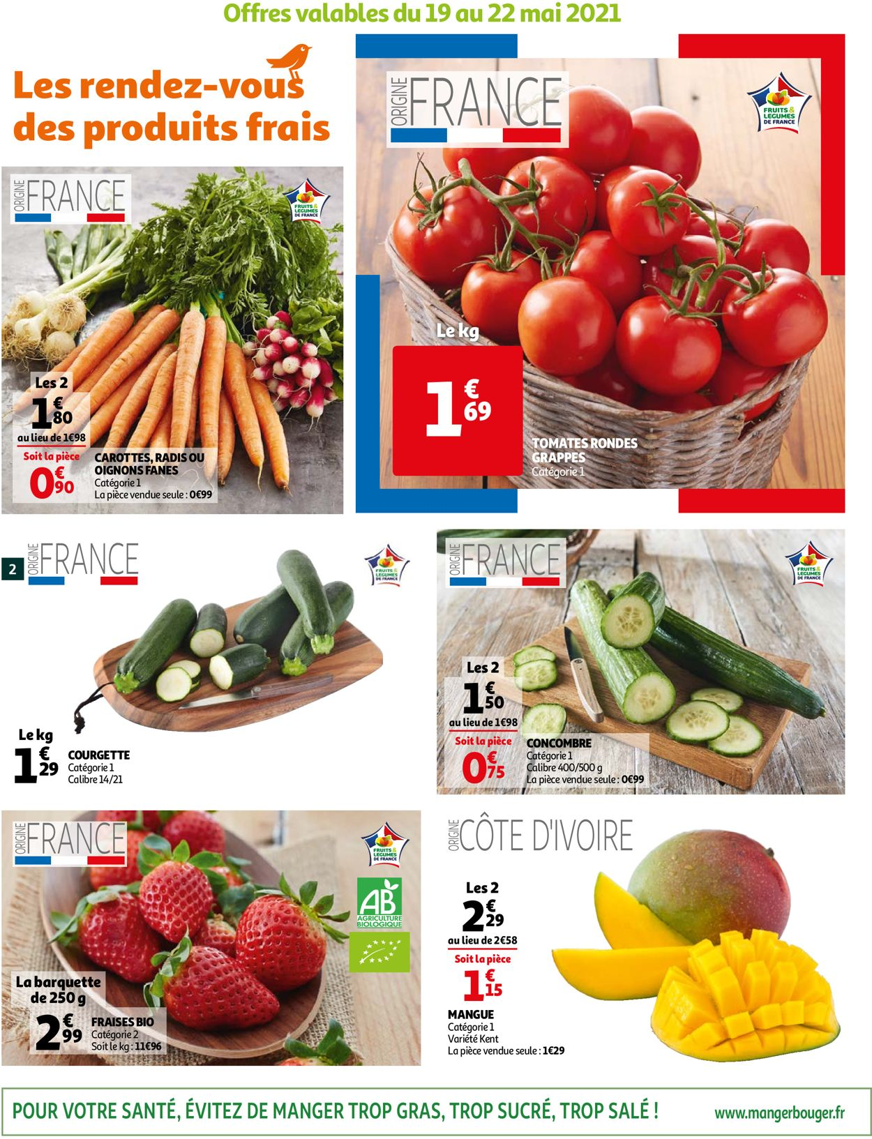 Auchan Catalogue - 19.05-25.05.2021 (Page 2)