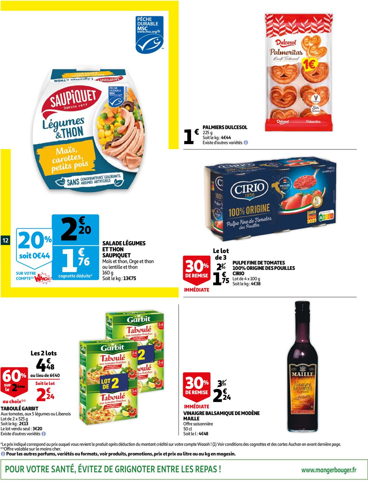 Auchan Catalogue - 19.05-25.05.2021 (Page 12)