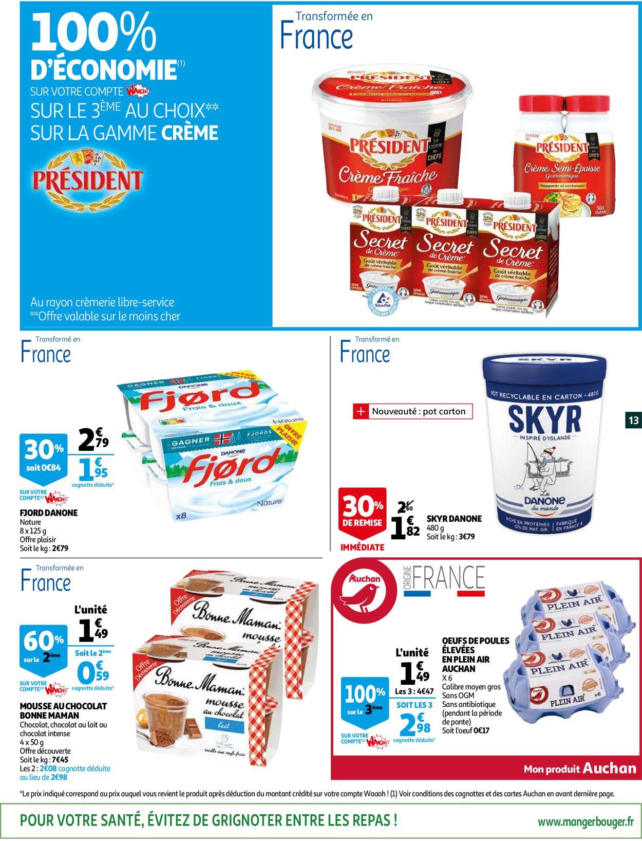 Auchan Catalogue - 26.05-01.06.2021 (Page 13)