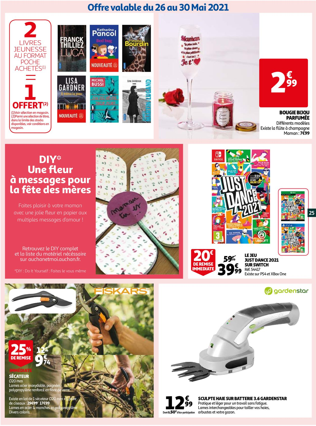 Auchan Catalogue - 26.05-01.06.2021 (Page 25)