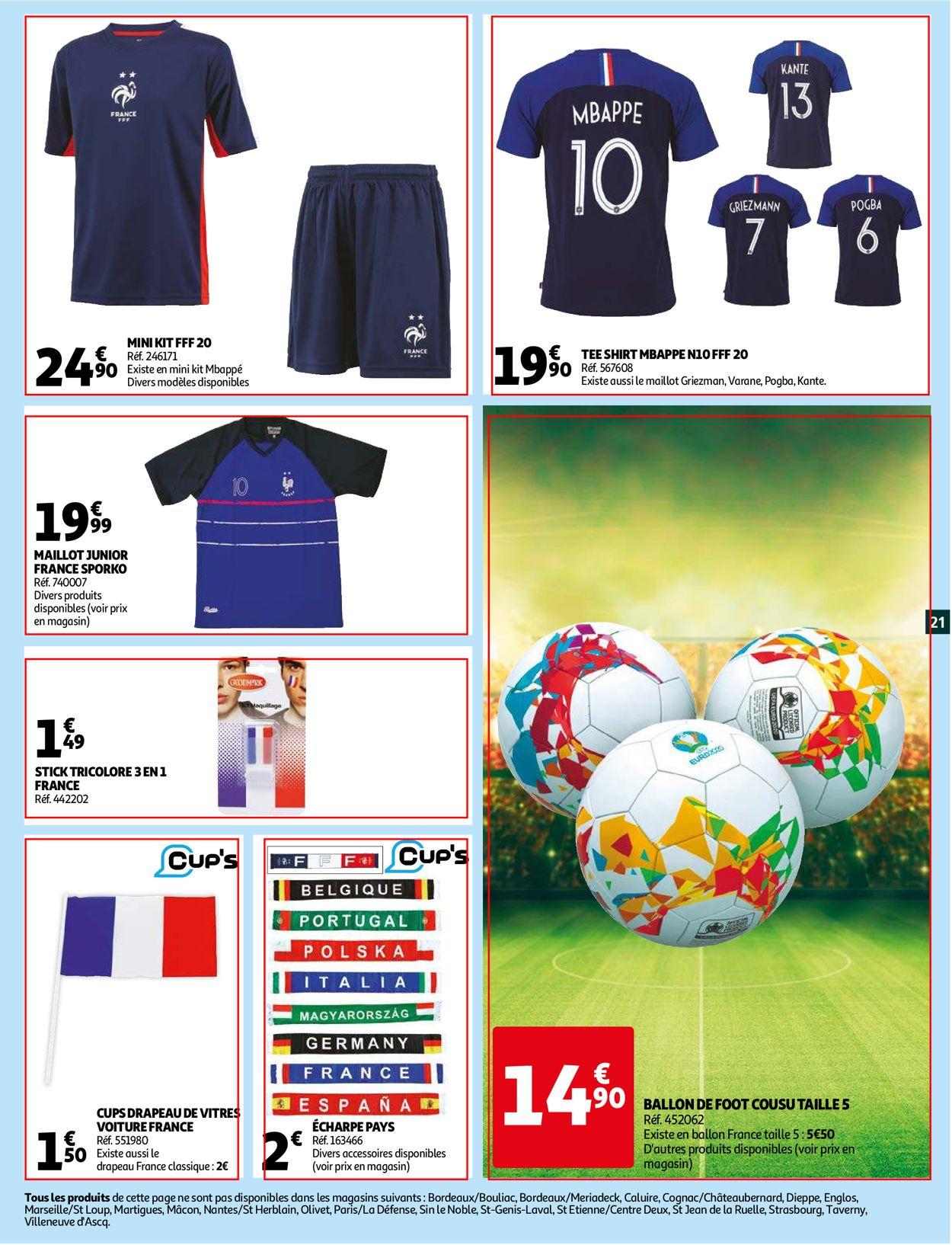 Auchan Catalogue - 26.05-15.06.2021 (Page 21)