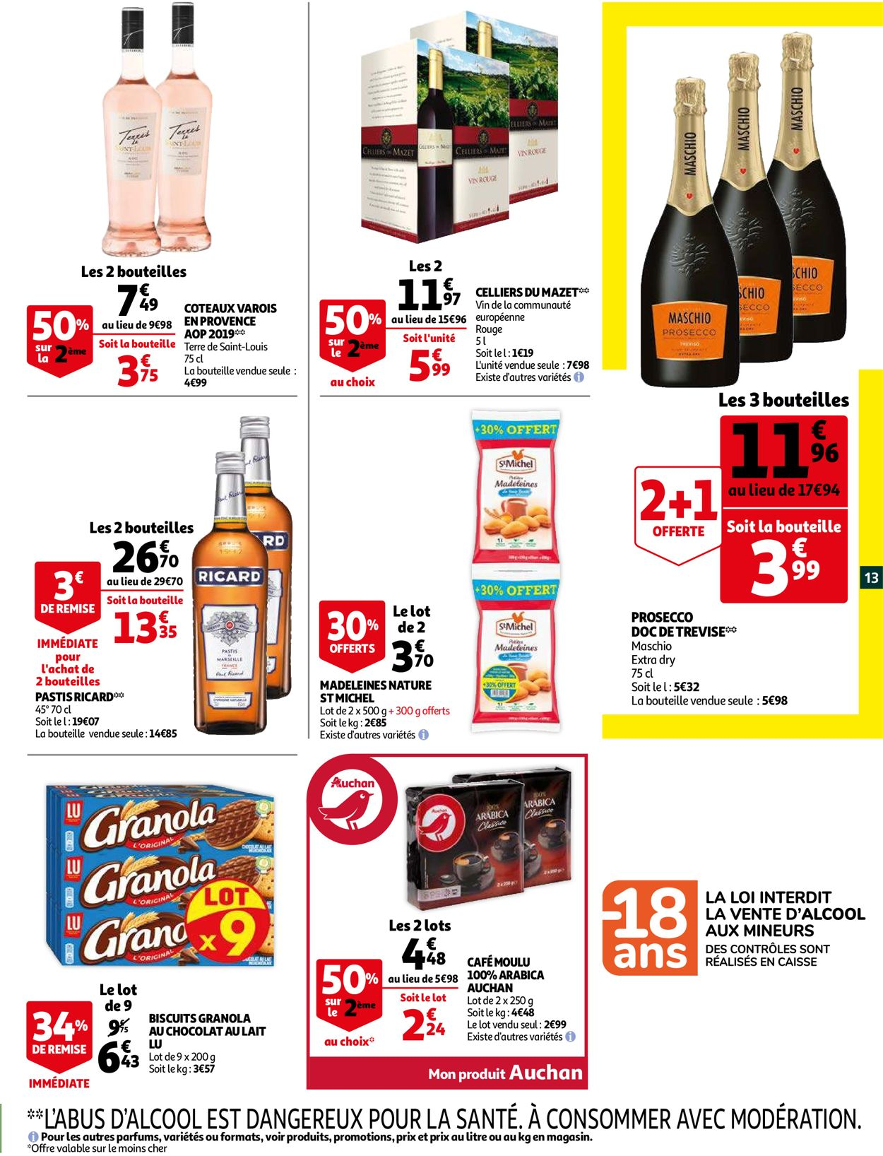Auchan Catalogue - 09.06-20.06.2021 (Page 13)