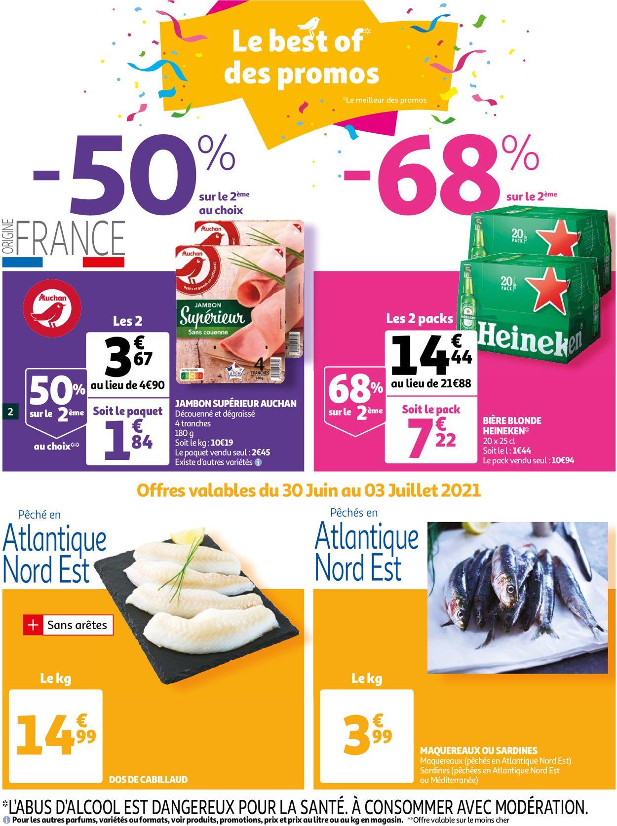 Auchan Catalogue - 30.06-05.07.2021 (Page 2)