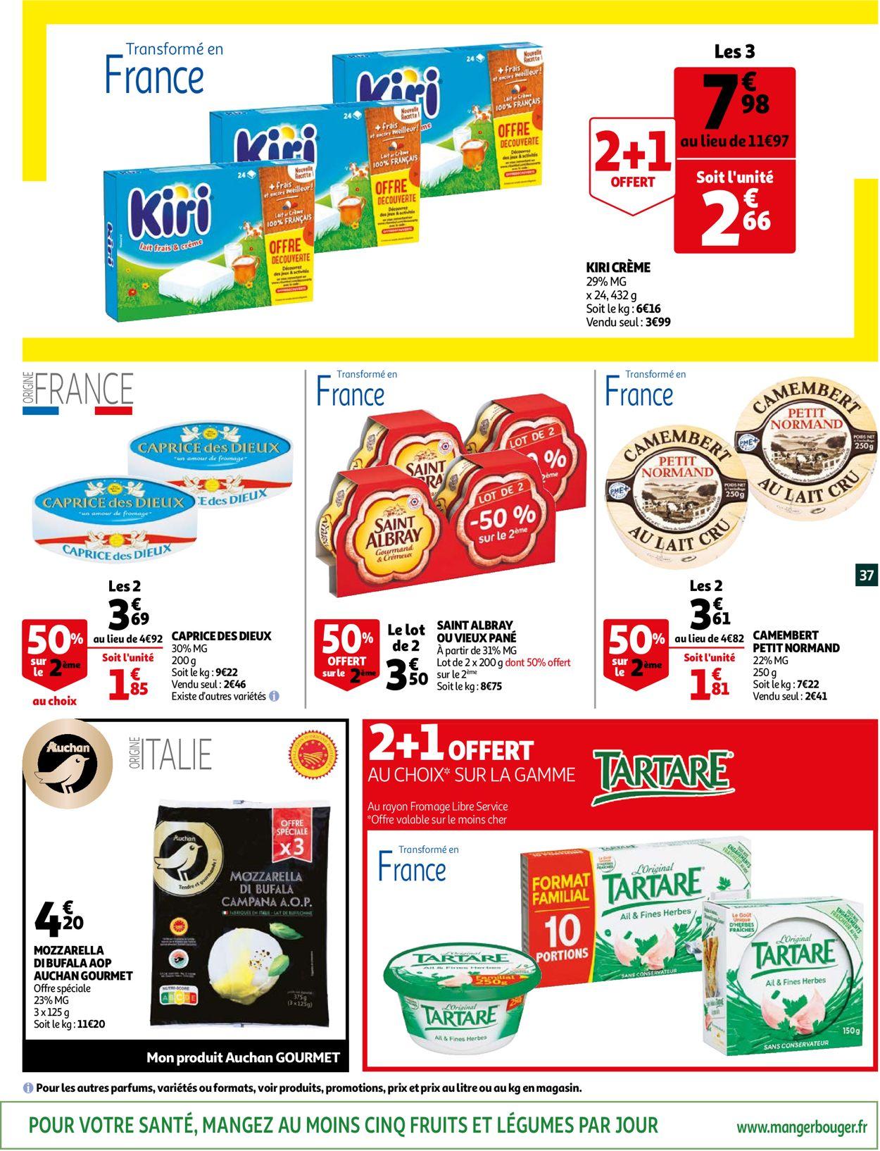 Auchan Catalogue - 30.06-05.07.2021 (Page 37)