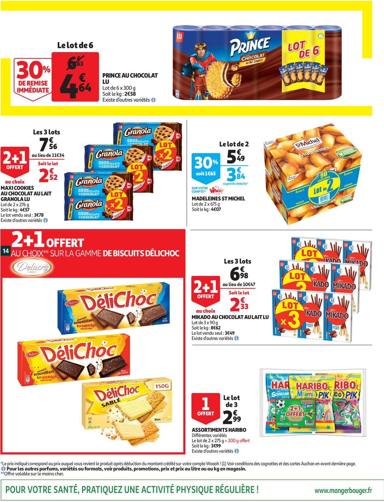 Auchan Catalogue - 13.07-25.07.2021 (Page 14)