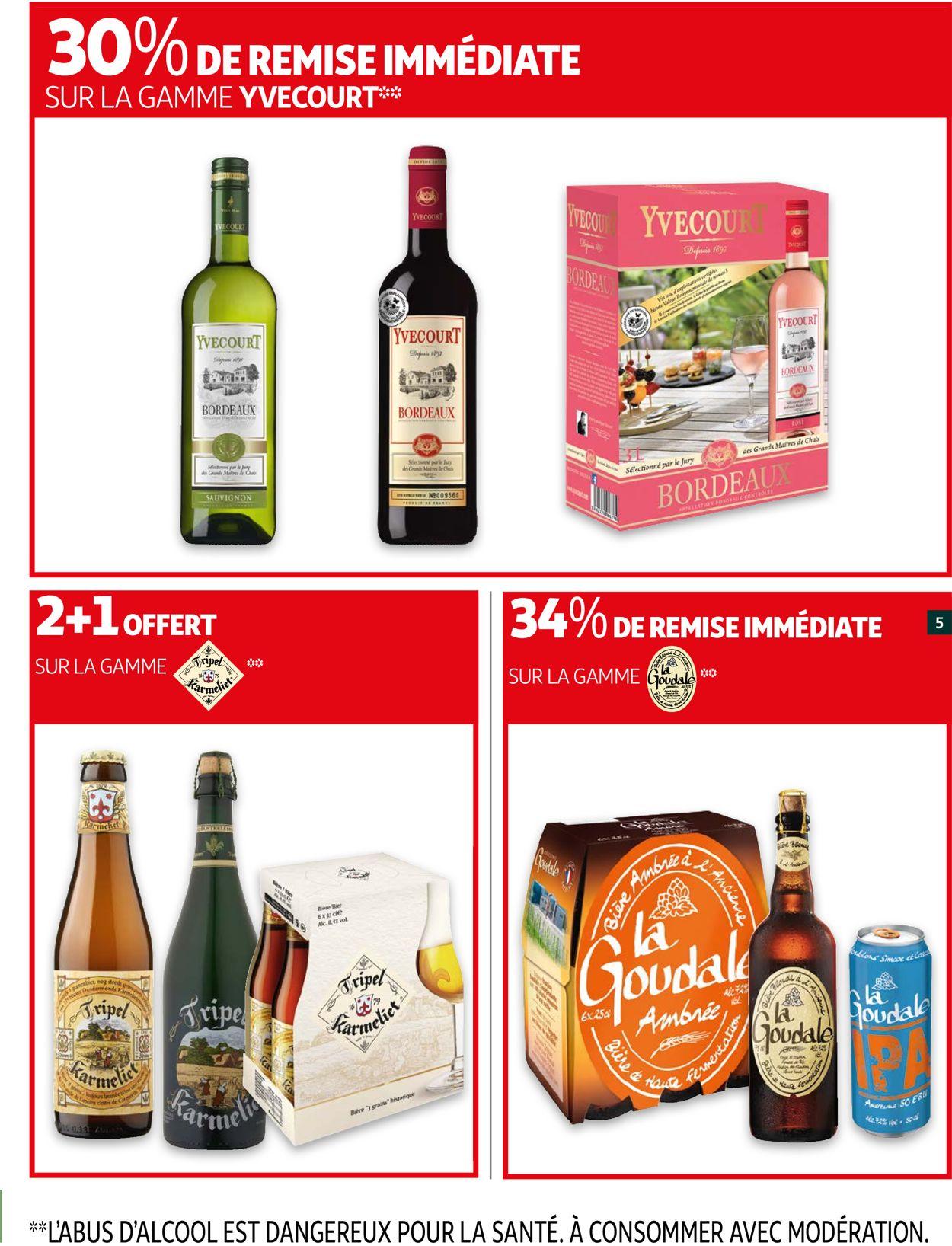 Auchan Catalogue - 21.07-25.07.2021 (Page 5)