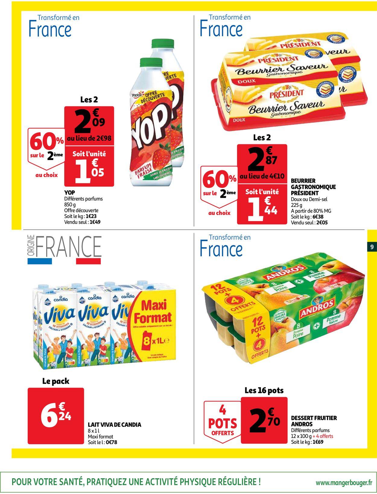 Auchan Catalogue - 27.07-08.08.2021 (Page 9)