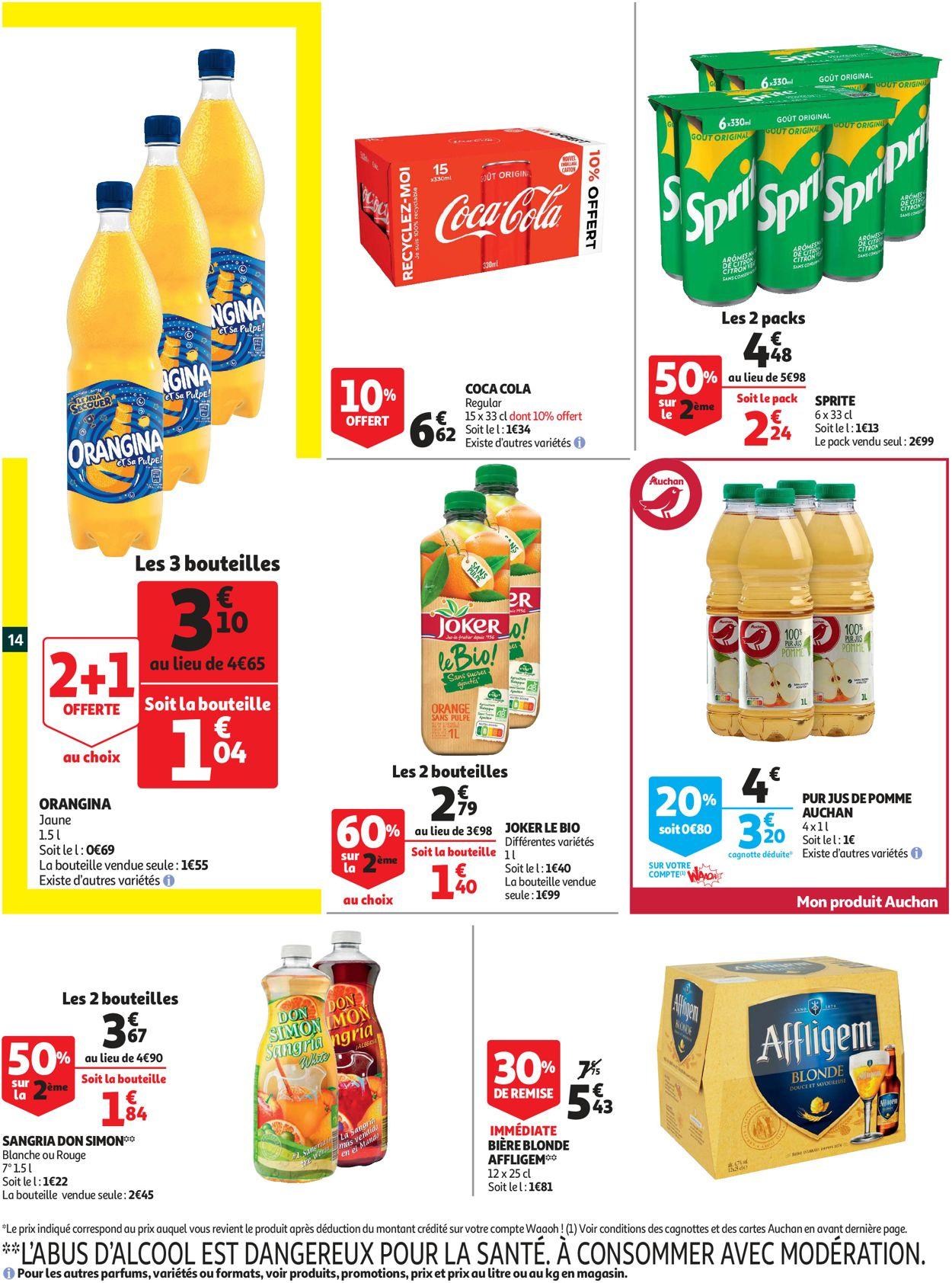 Auchan Catalogue - 27.07-08.08.2021 (Page 14)