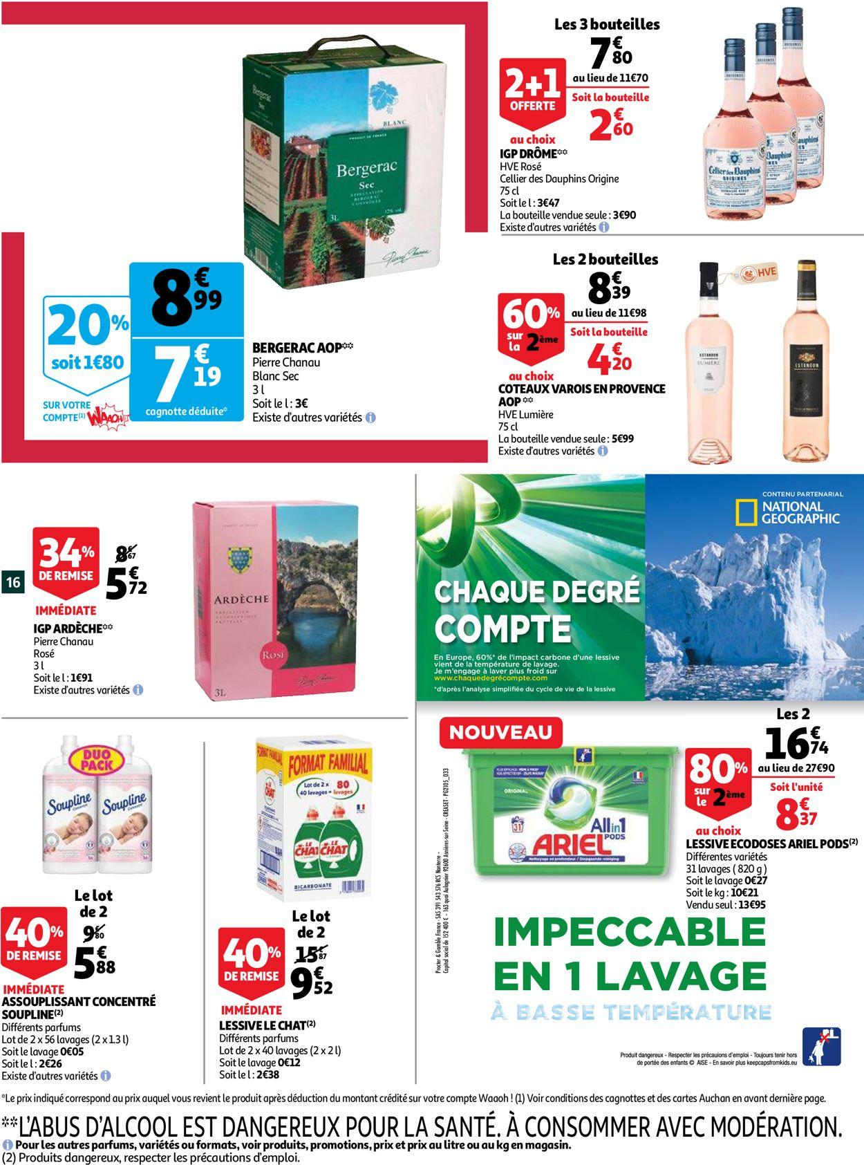 Auchan Catalogue - 27.07-08.08.2021 (Page 16)