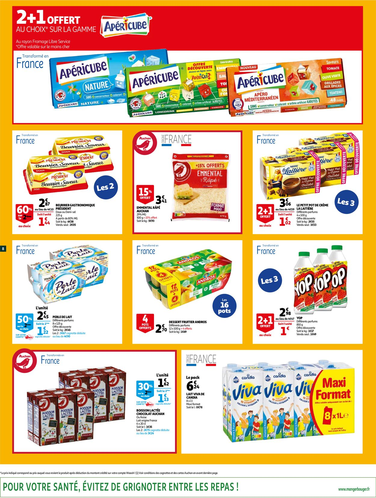 Auchan Catalogue - 26.07-08.08.2021 (Page 8)
