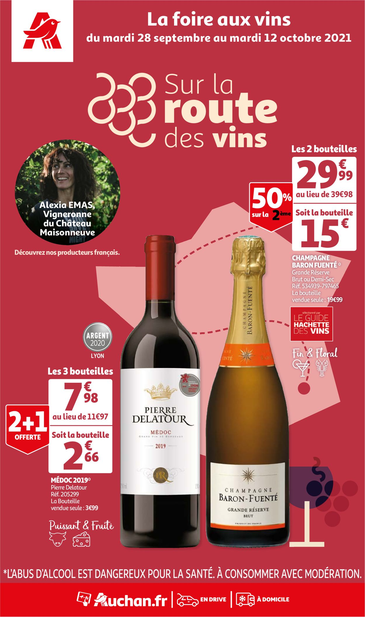 Auchan Catalogue - 28.09-12.10.2021