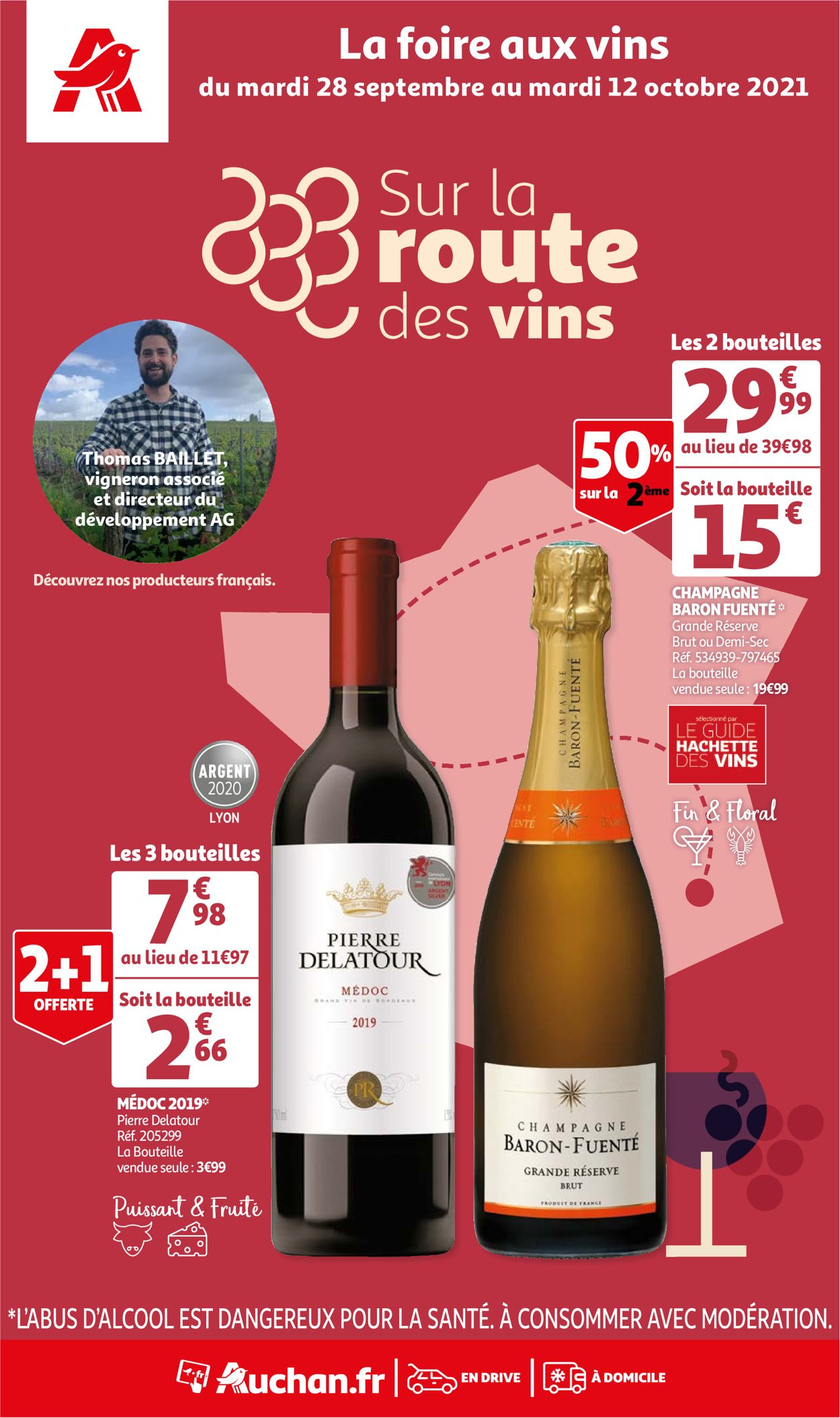 Auchan Catalogue - 27.09-12.10.2021