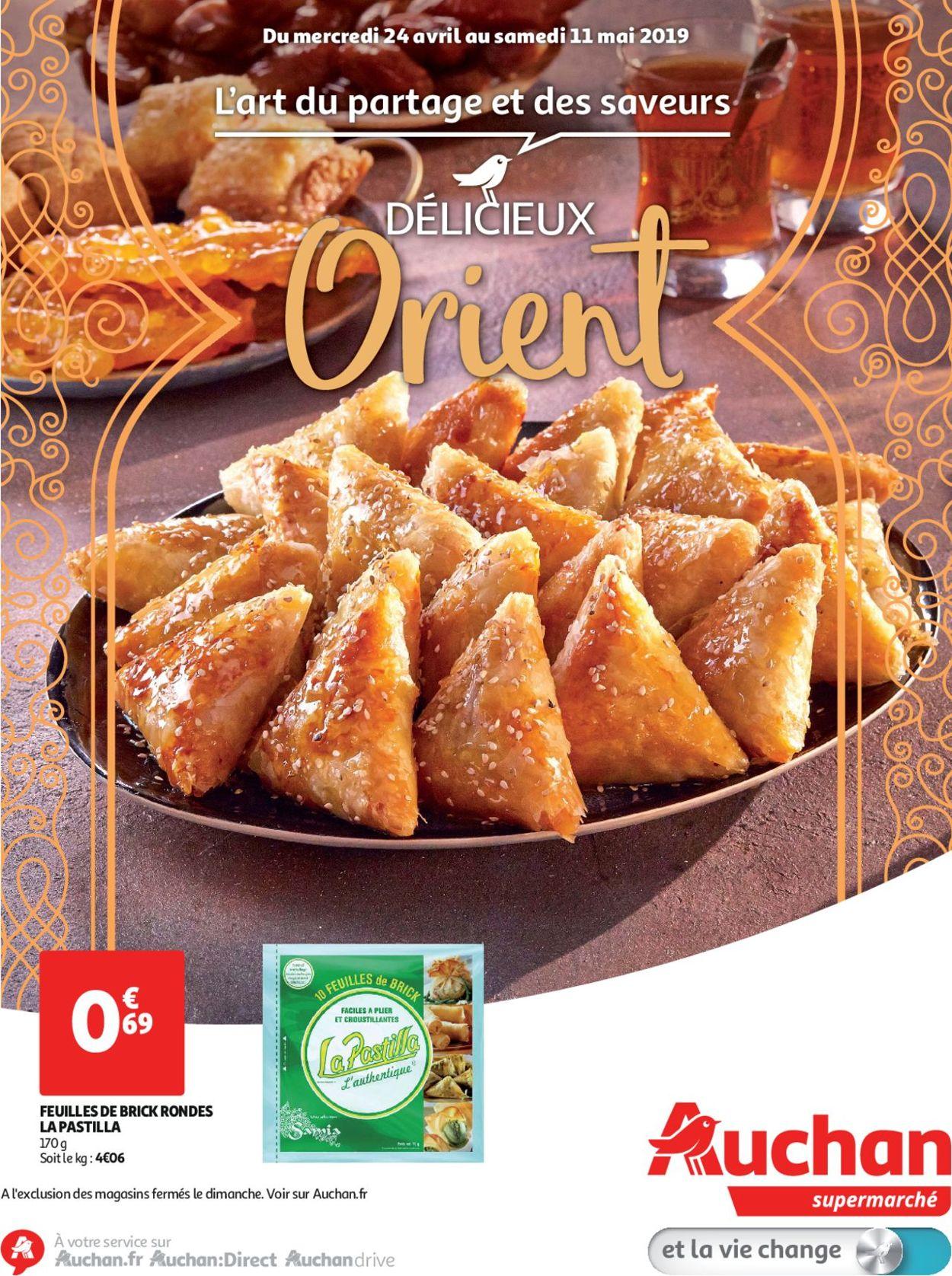Auchan Catalogue - 24.04-11.05.2019