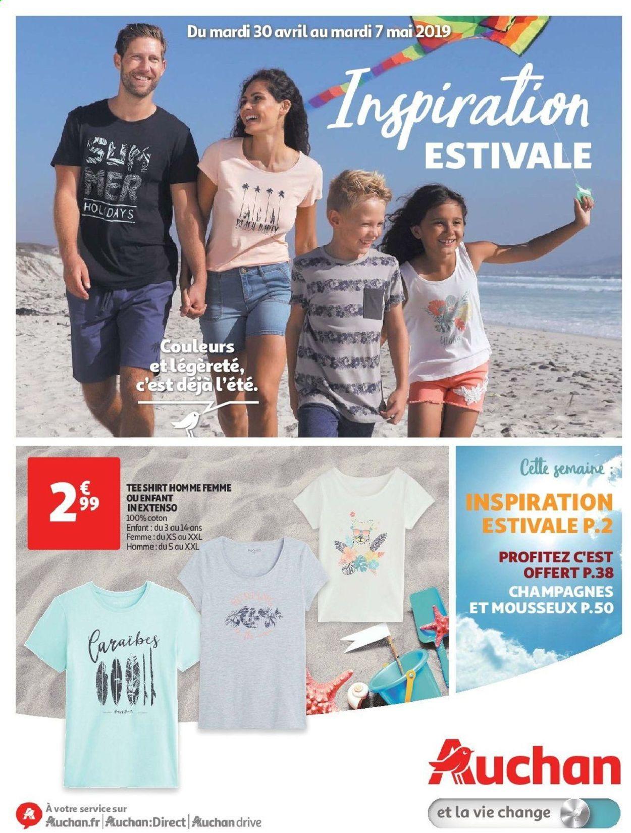 Auchan Catalogue - 30.04-07.05.2019