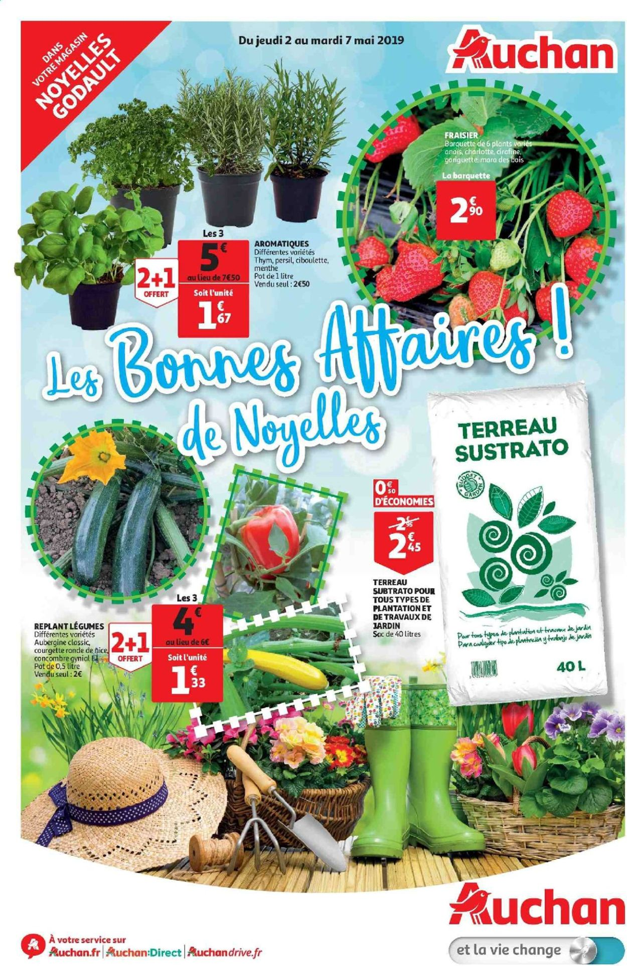 Auchan Catalogue - 02.05-07.05.2019