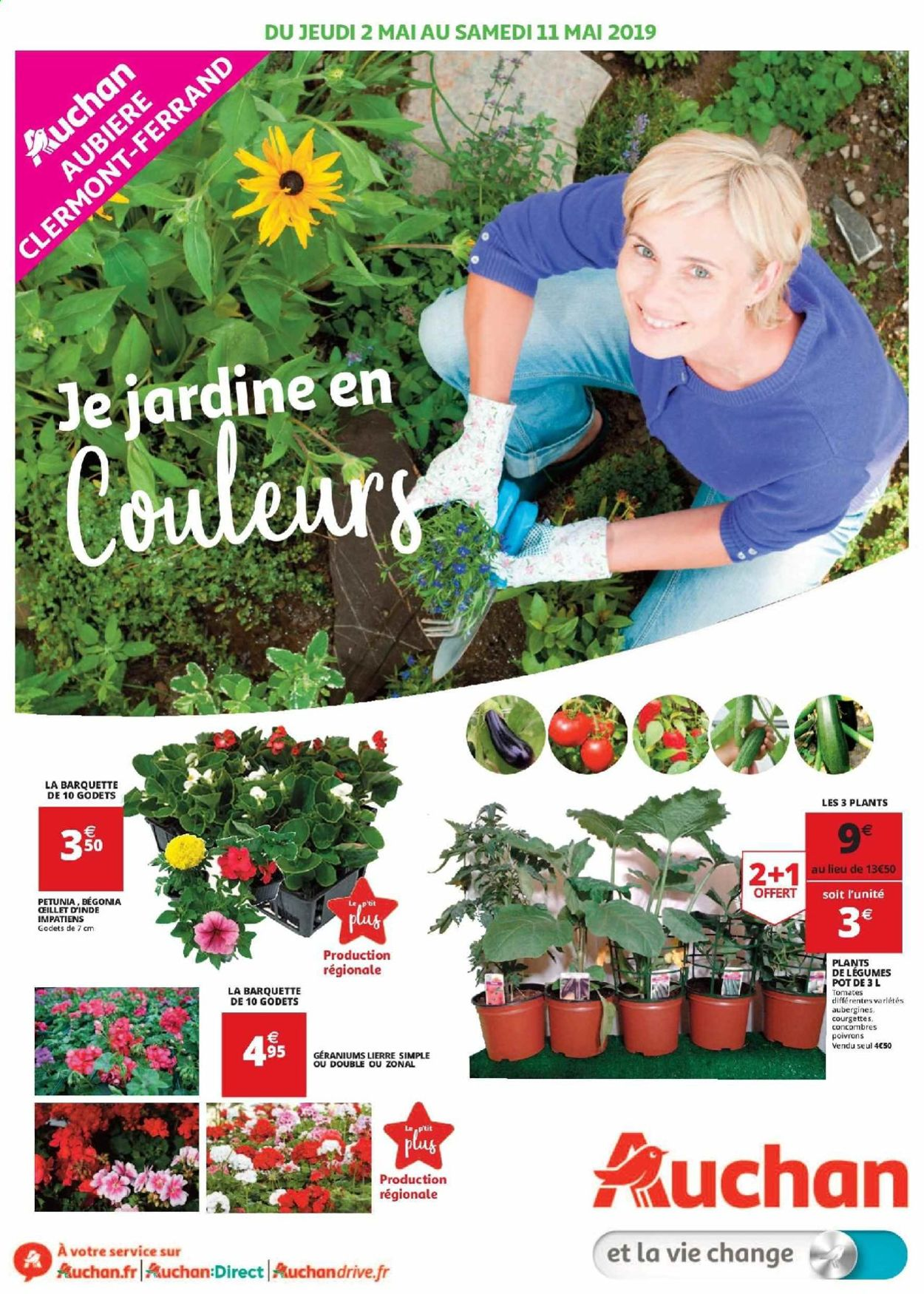 Auchan Catalogue - 02.05-11.05.2019