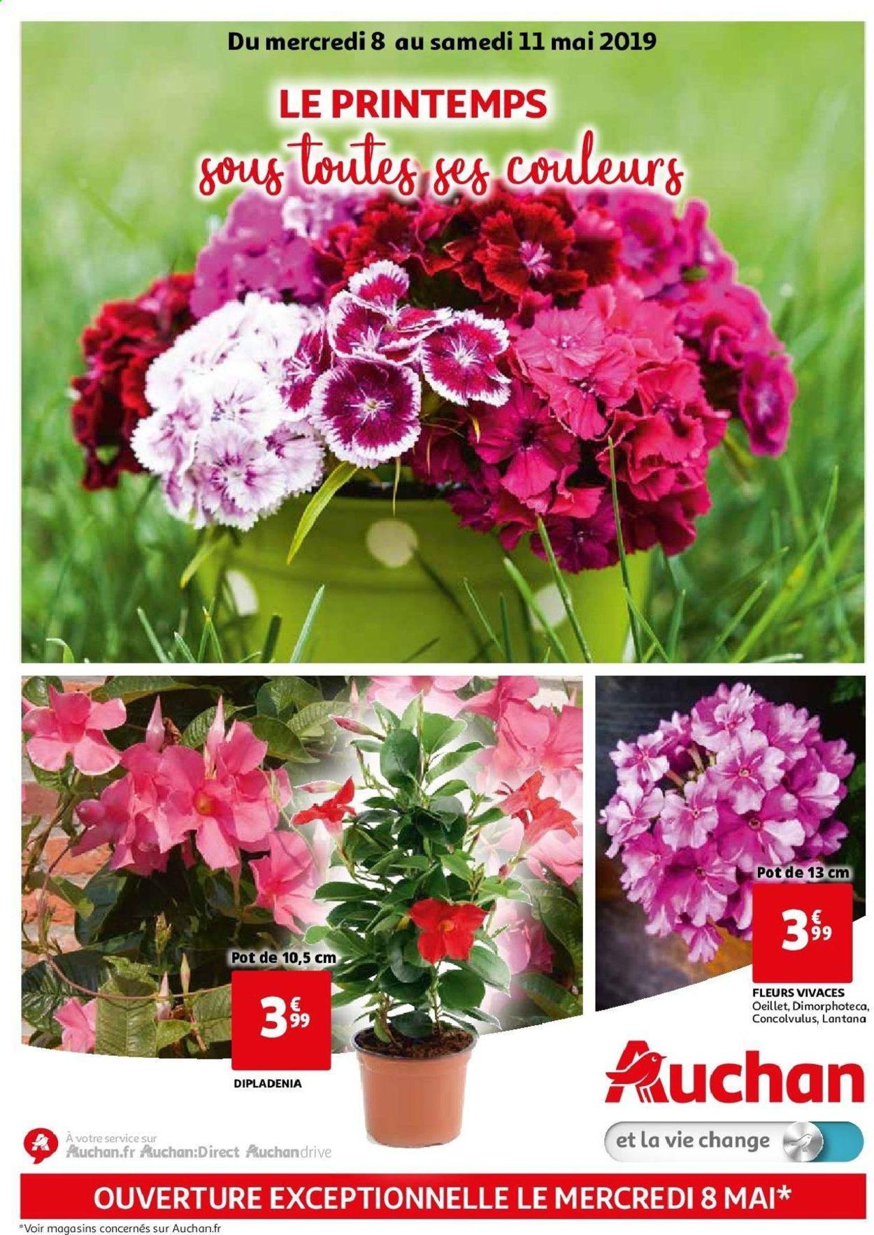 Auchan Catalogue - 08.05-11.05.2019