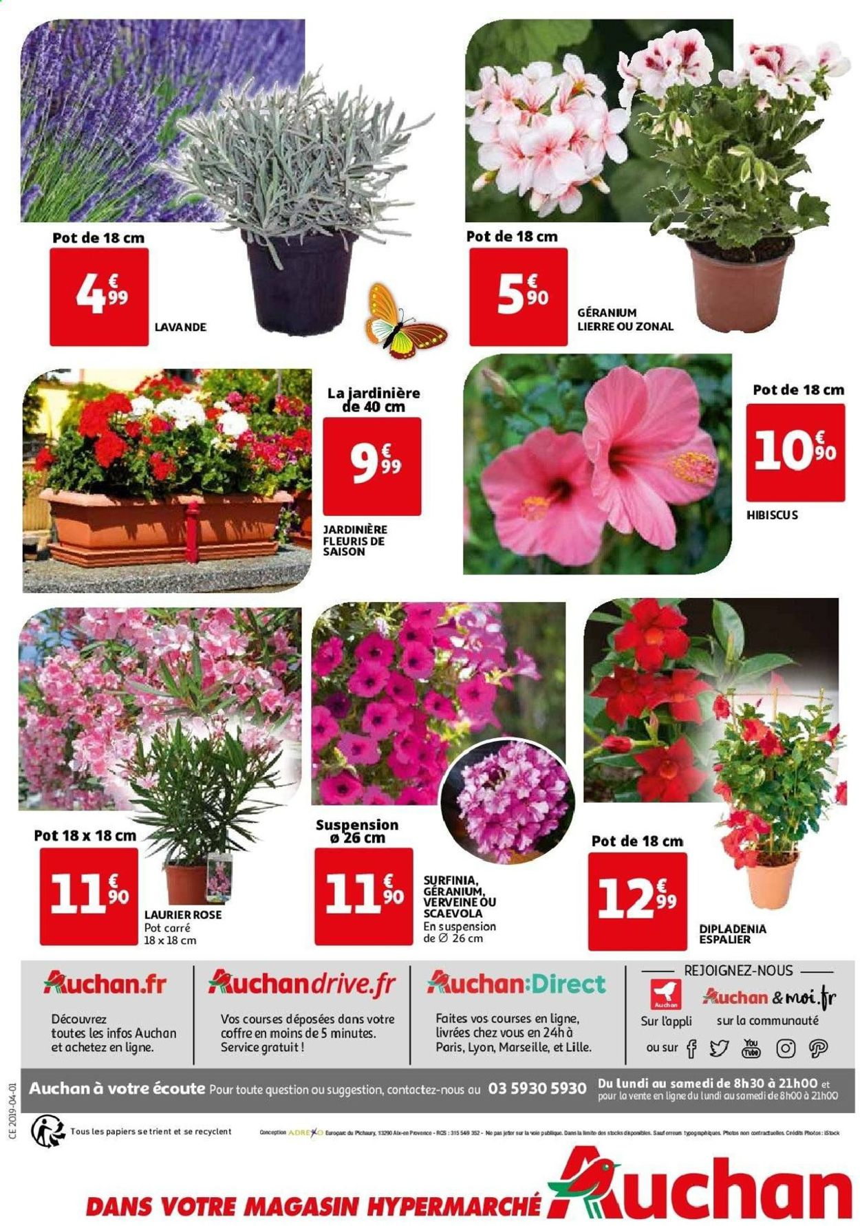Auchan Catalogue - 08.05-11.05.2019 (Page 2)