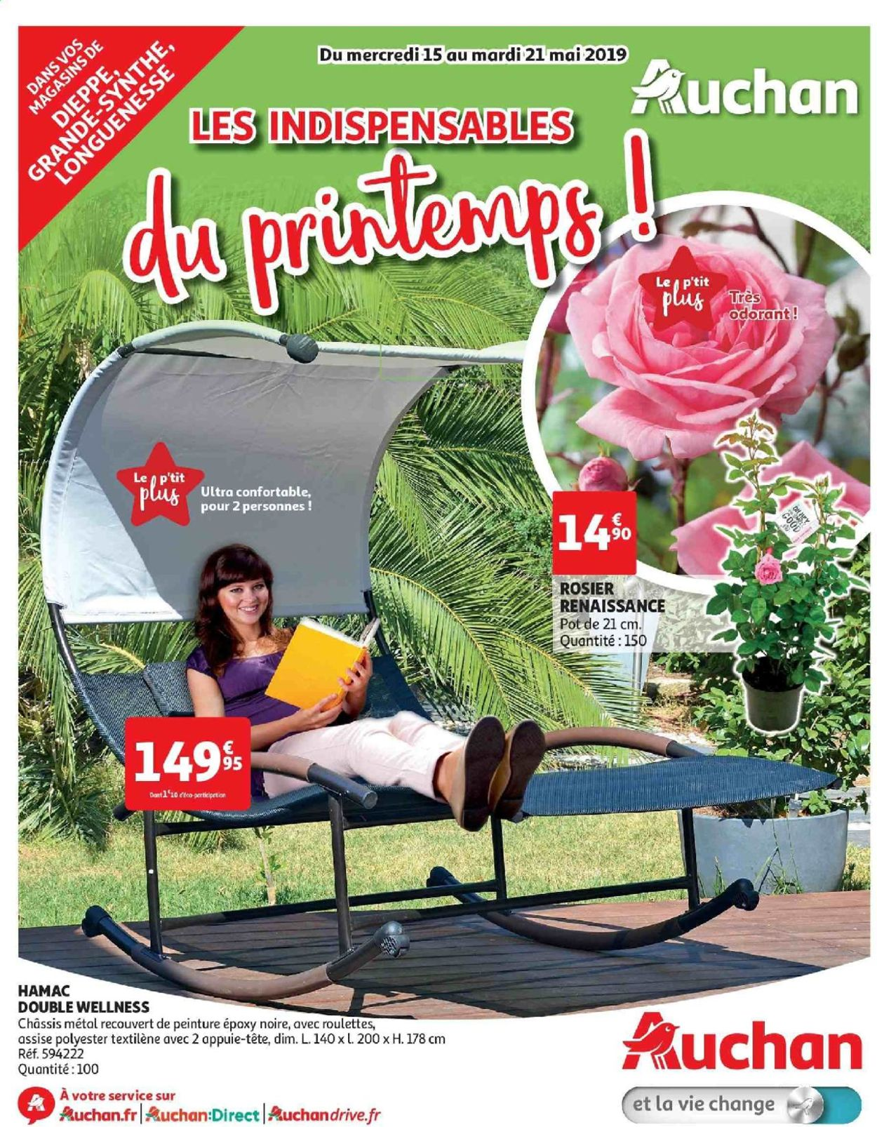 Auchan Catalogue - 15.05-21.05.2019