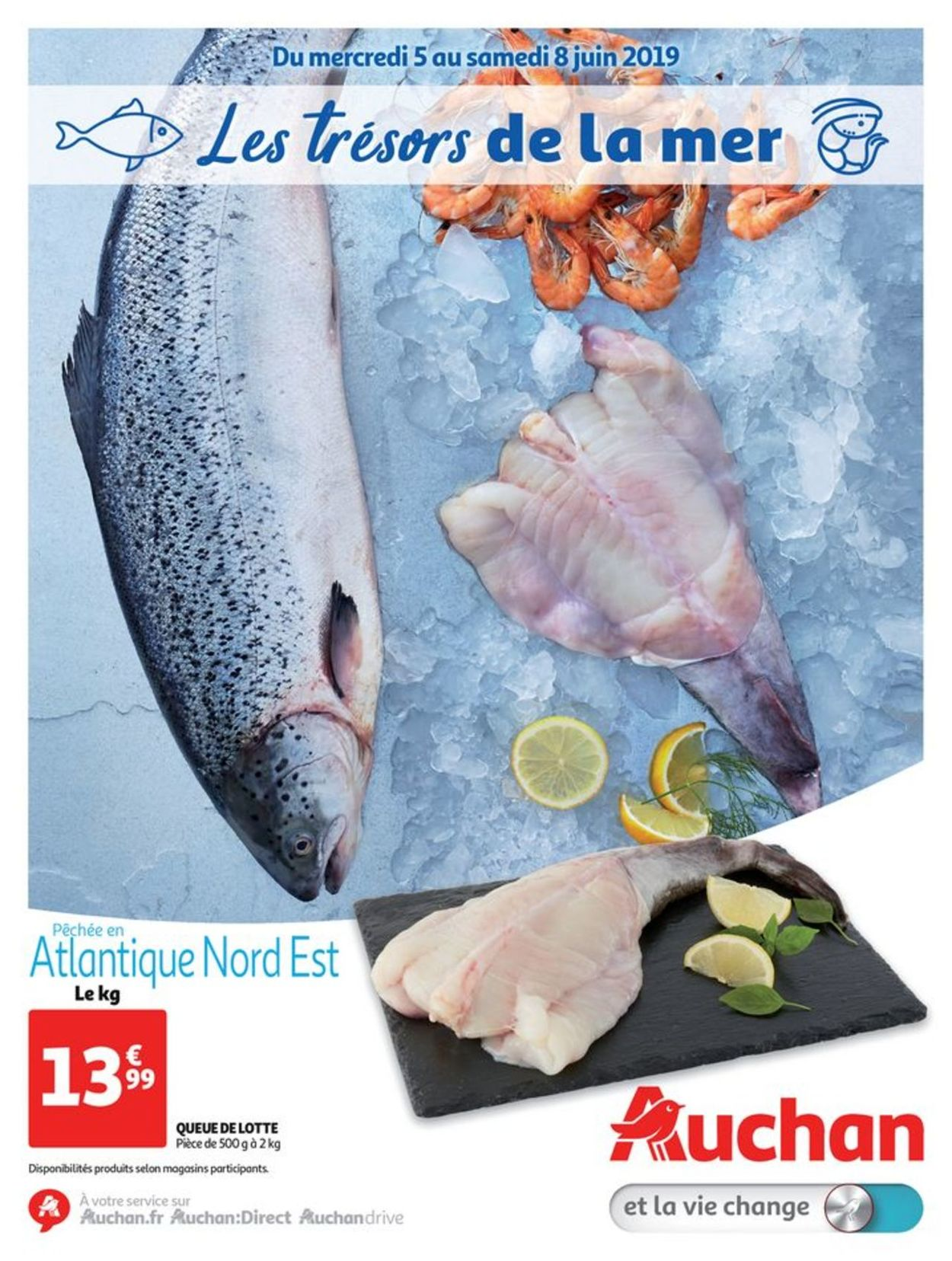 Auchan Catalogue - 05.06-08.06.2019