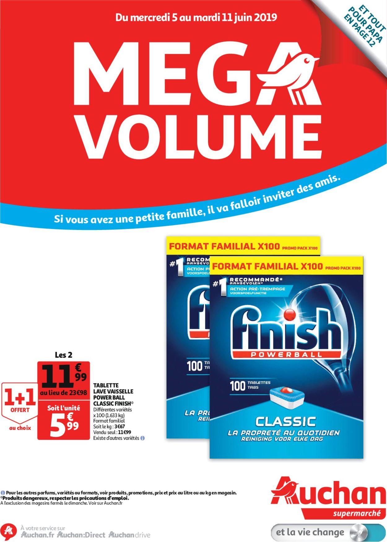 Auchan Catalogue - 05.06-11.06.2019